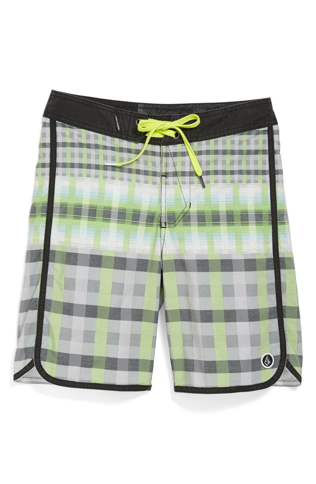 Main Image - Volcom 'Scallaid' Board Shorts (Big Boys)