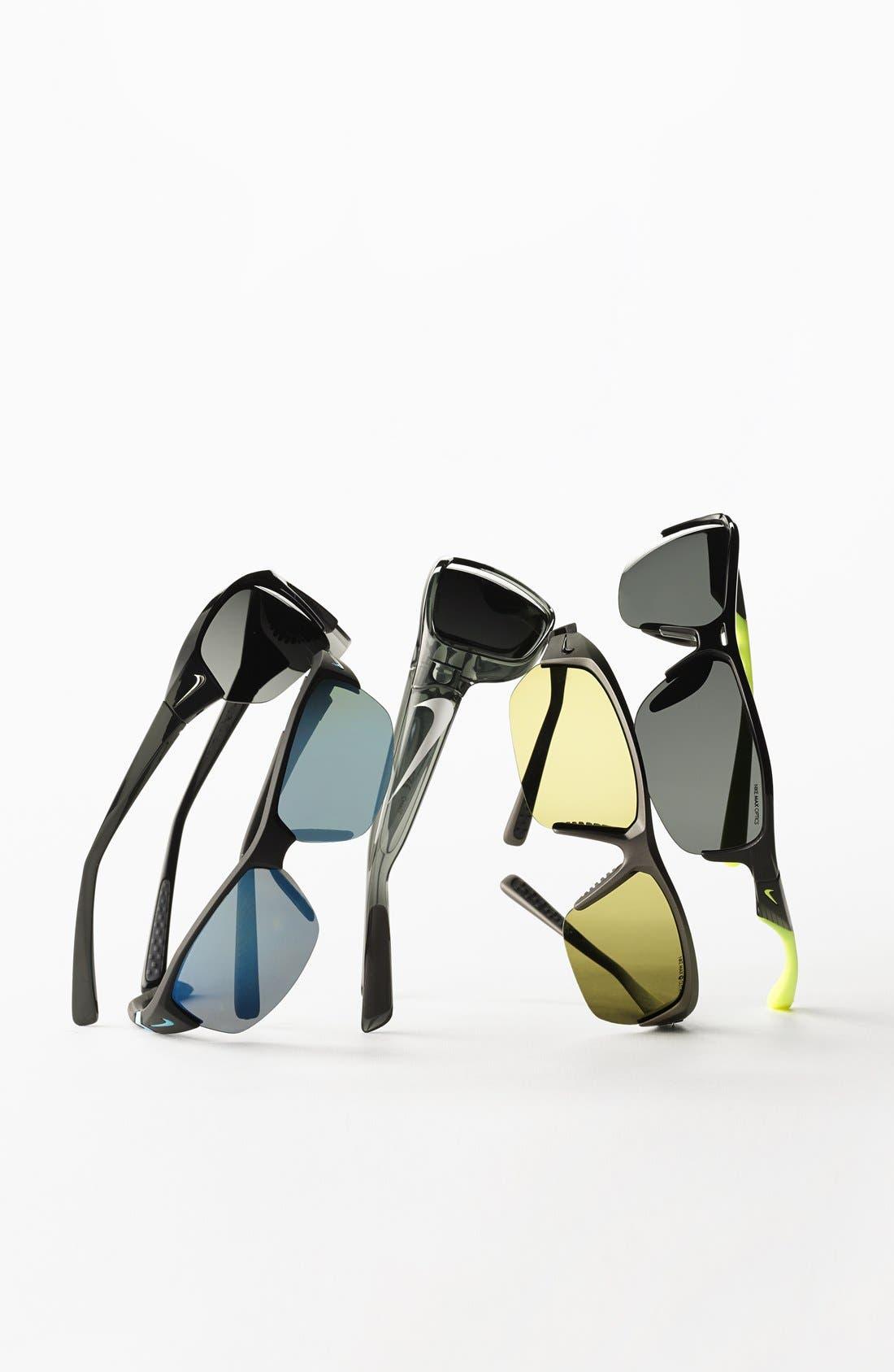 Alternate Image 2  - Nike 'Run X2' 72mm Sunglasses
