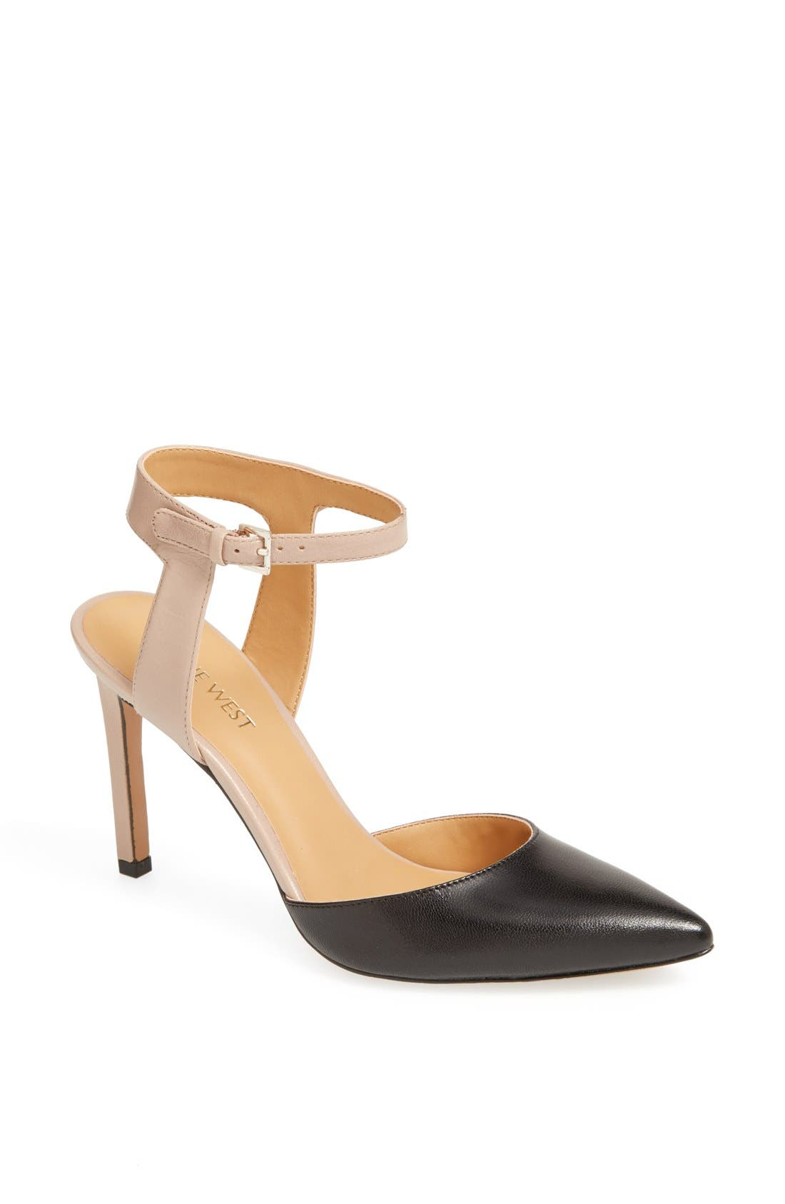 Alternate Image 1 Selected - Nine West 'Capricious' Pointy Toe Pump