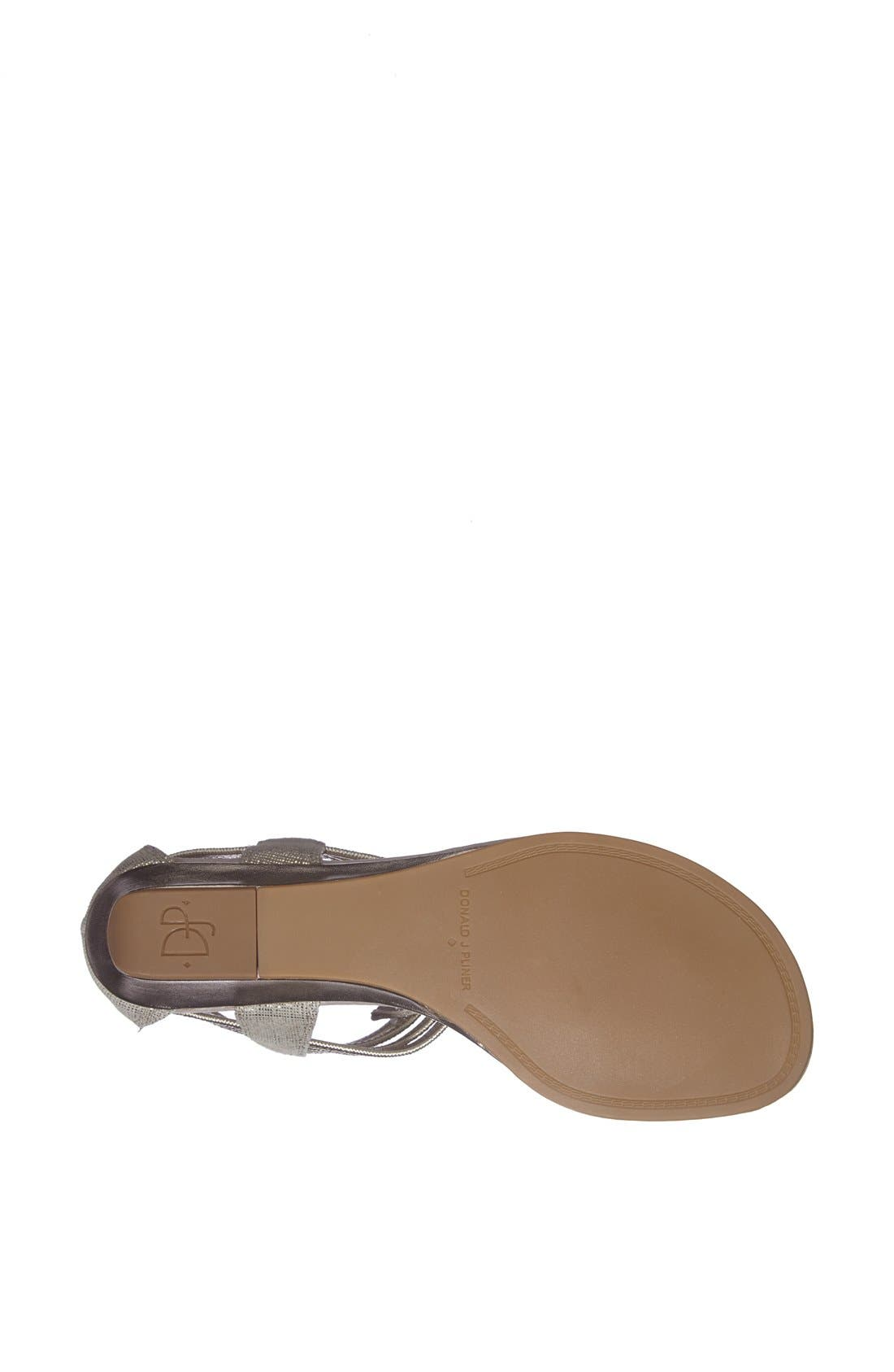 Alternate Image 4  - Donald J Pliner 'Dyna 2' Wedge Sandal