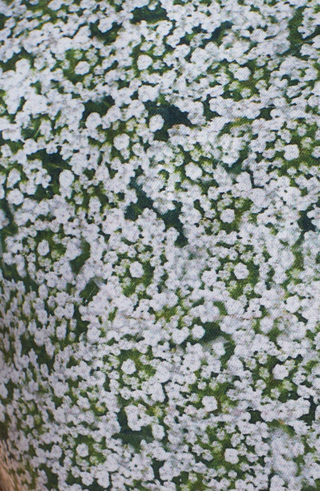 Alternate Image 3  - Tory Burch 'Jessa' Print Silk Top