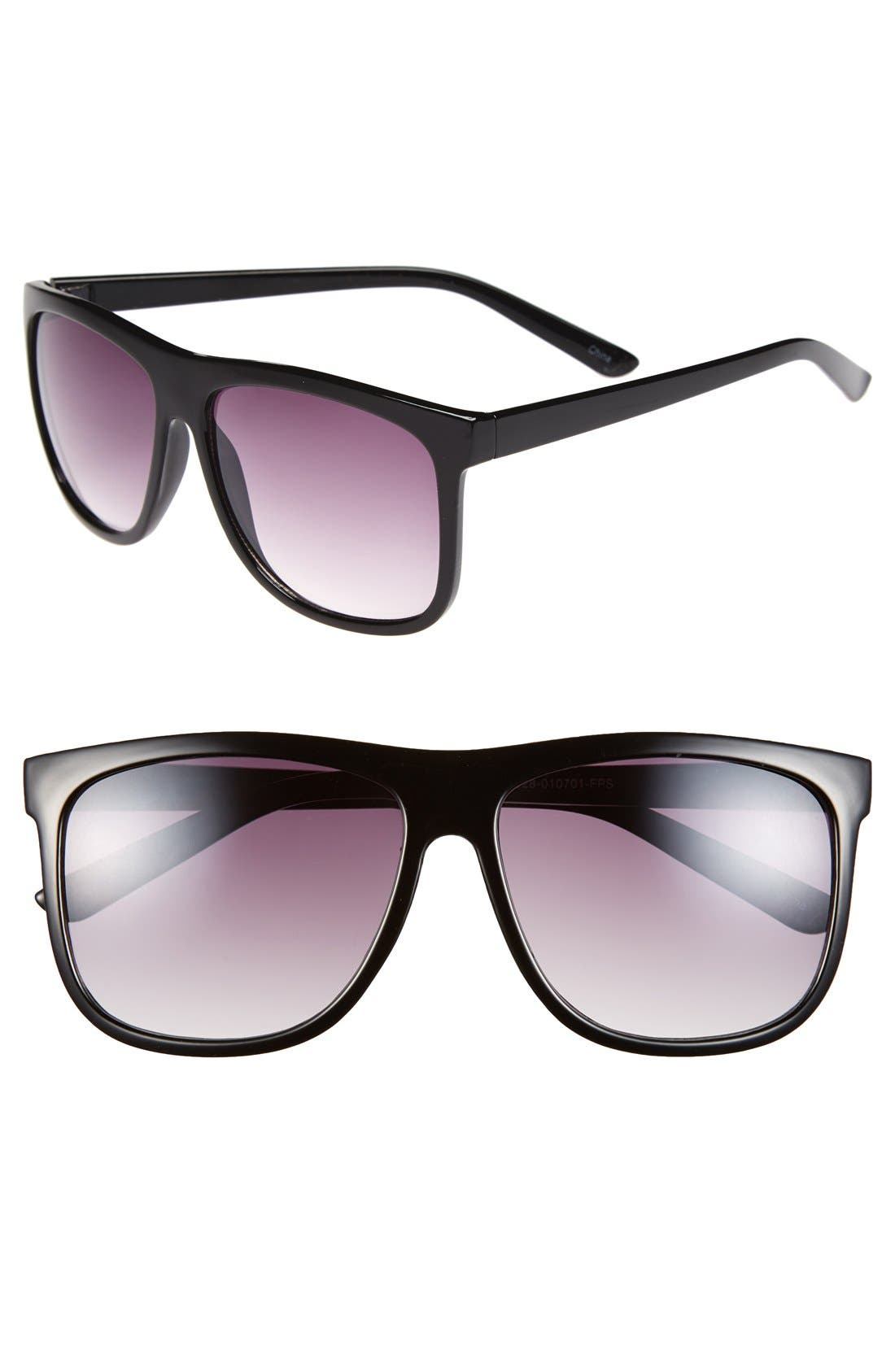 Alternate Image 1 Selected - Icon Eyewear Retro Sunglasses