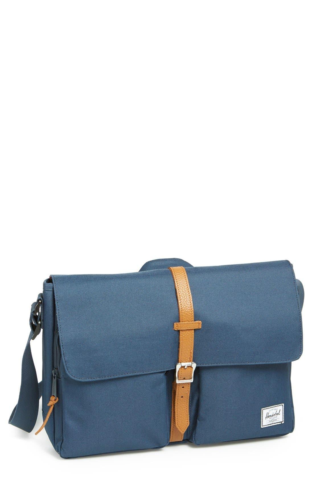 Alternate Image 1 Selected - Herschel Supply Co. 'Columbia' Messenger Bag
