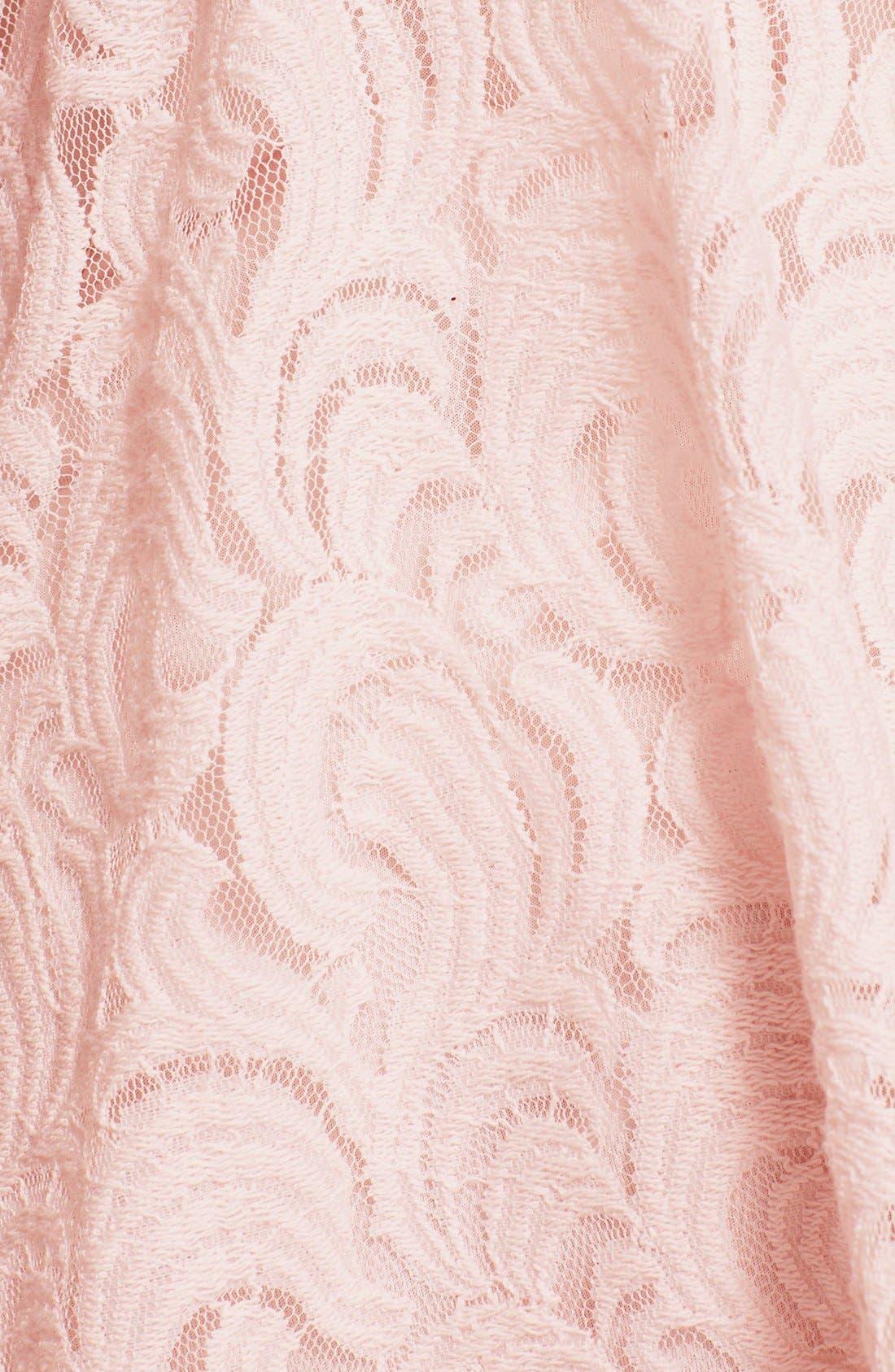 Alternate Image 3  - Free People Cutout Lace Dress