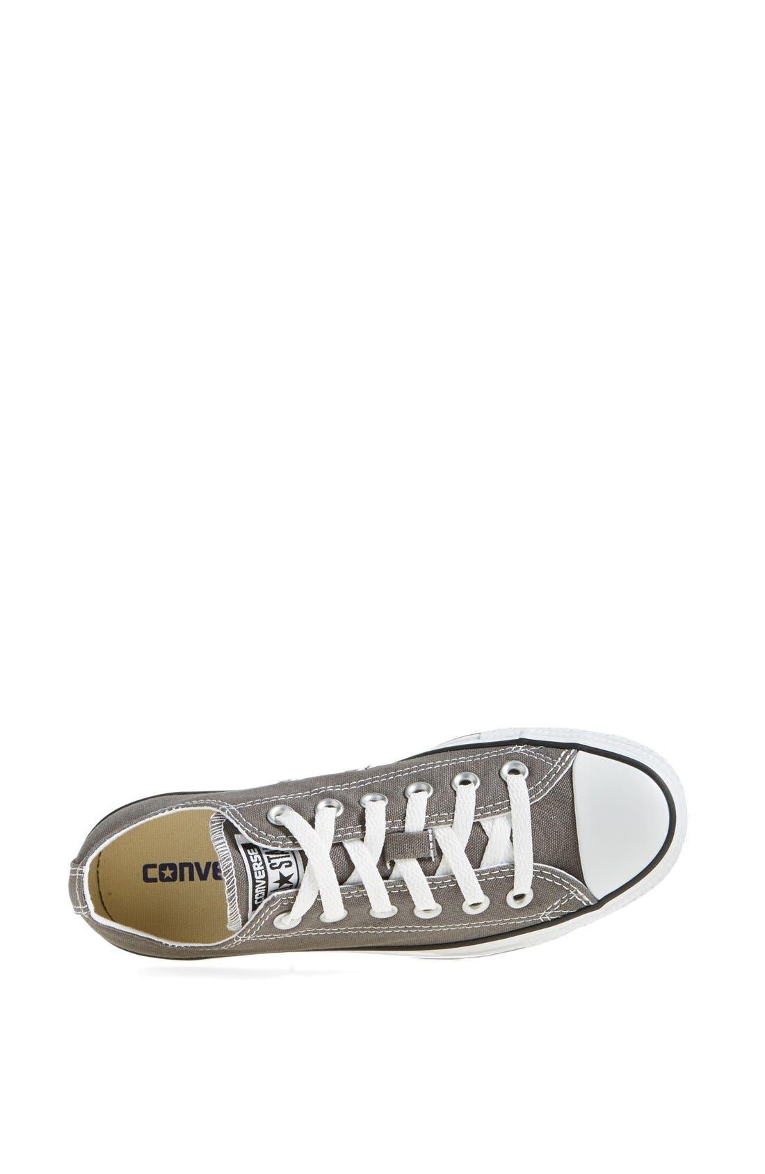 Alternate Image 4  - Converse Chuck Taylor® Low Sneaker (Women)