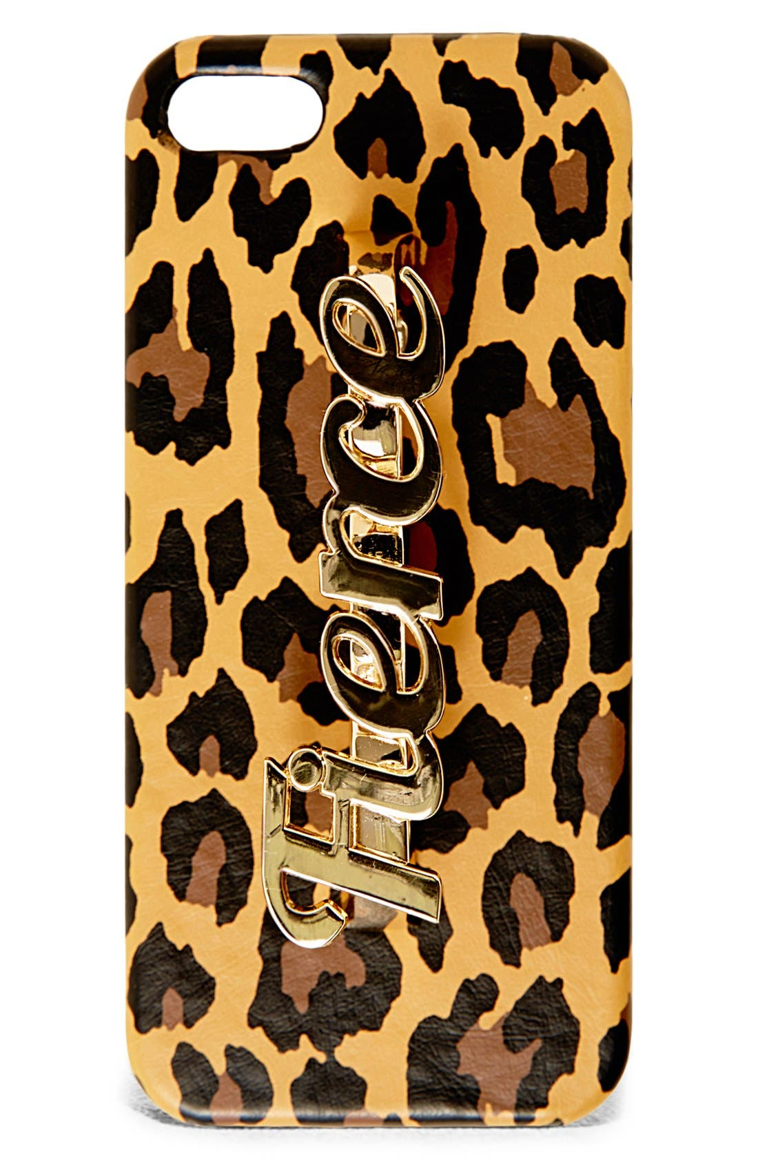 Alternate Image 1 Selected - Steve Madden 'Fierce' iPhone 5 & 5s Case