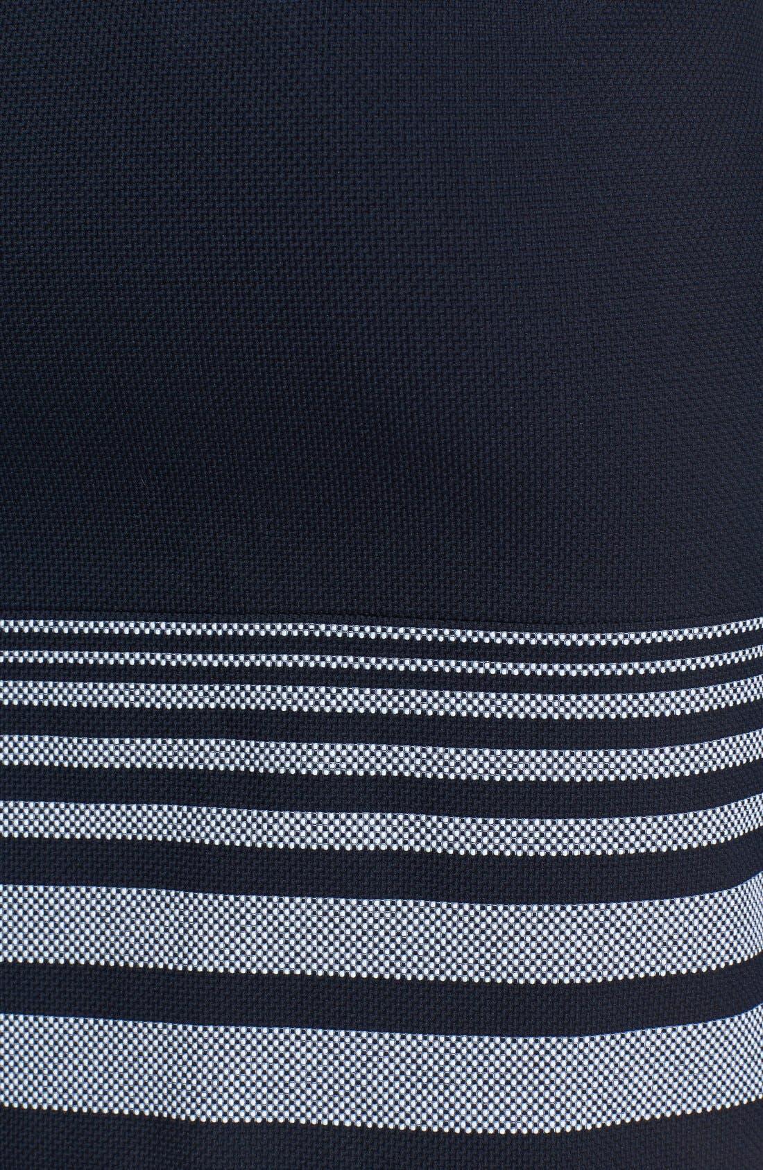 Alternate Image 3  - BOSS 'Valyn' Stripe Skirt