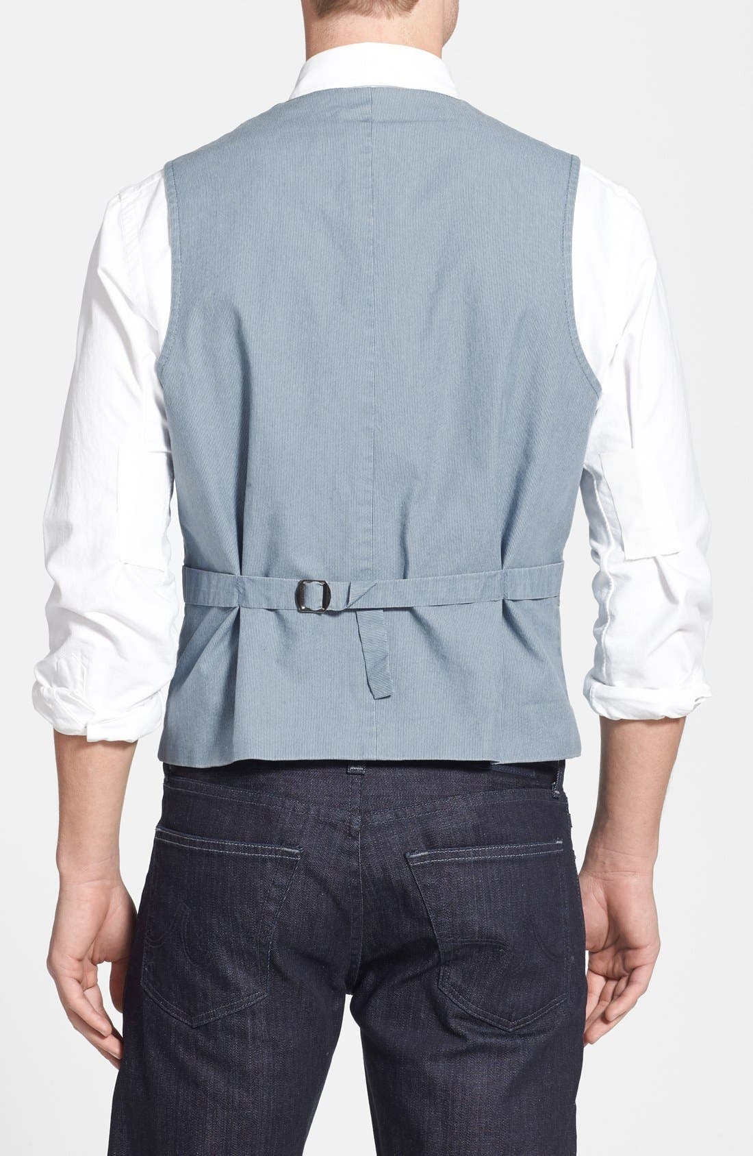 Alternate Image 2  - Kroon 'Axel' Regular Fit Vest