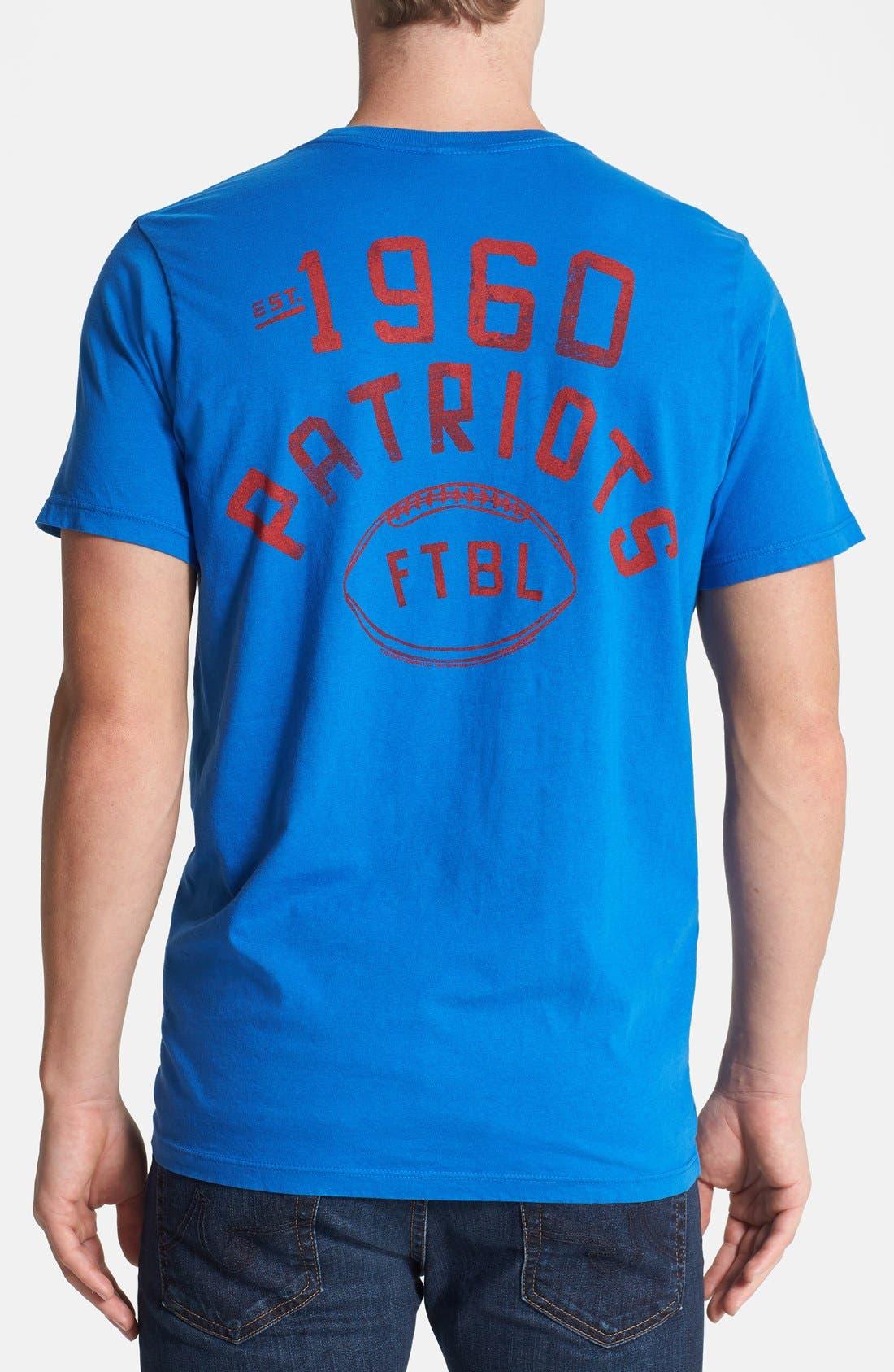 Alternate Image 2  - Junk Food 'New England Patriots' Graphic T-Shirt