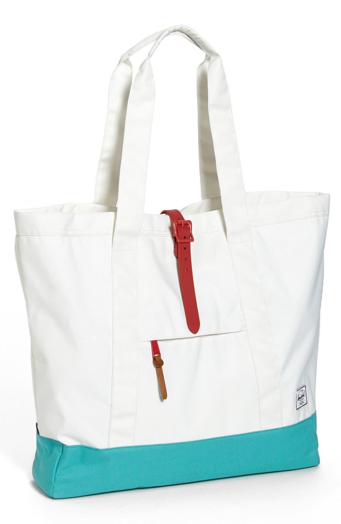 Alternate Image 1 Selected - Herschel Supply Co. 'Market - Studio Collection' Large Tote Bag
