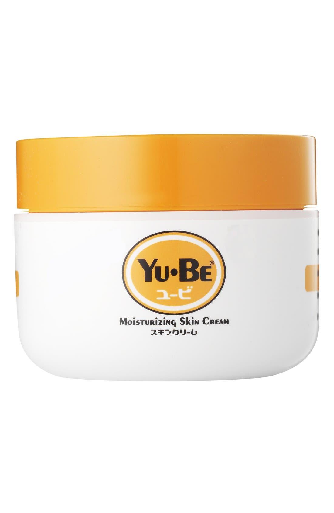 Yu-Be® Moisturizing Skin Cream Jar