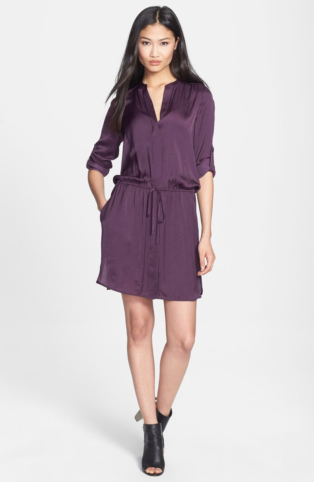 Main Image - Vince 'Popover' Tunic Dress