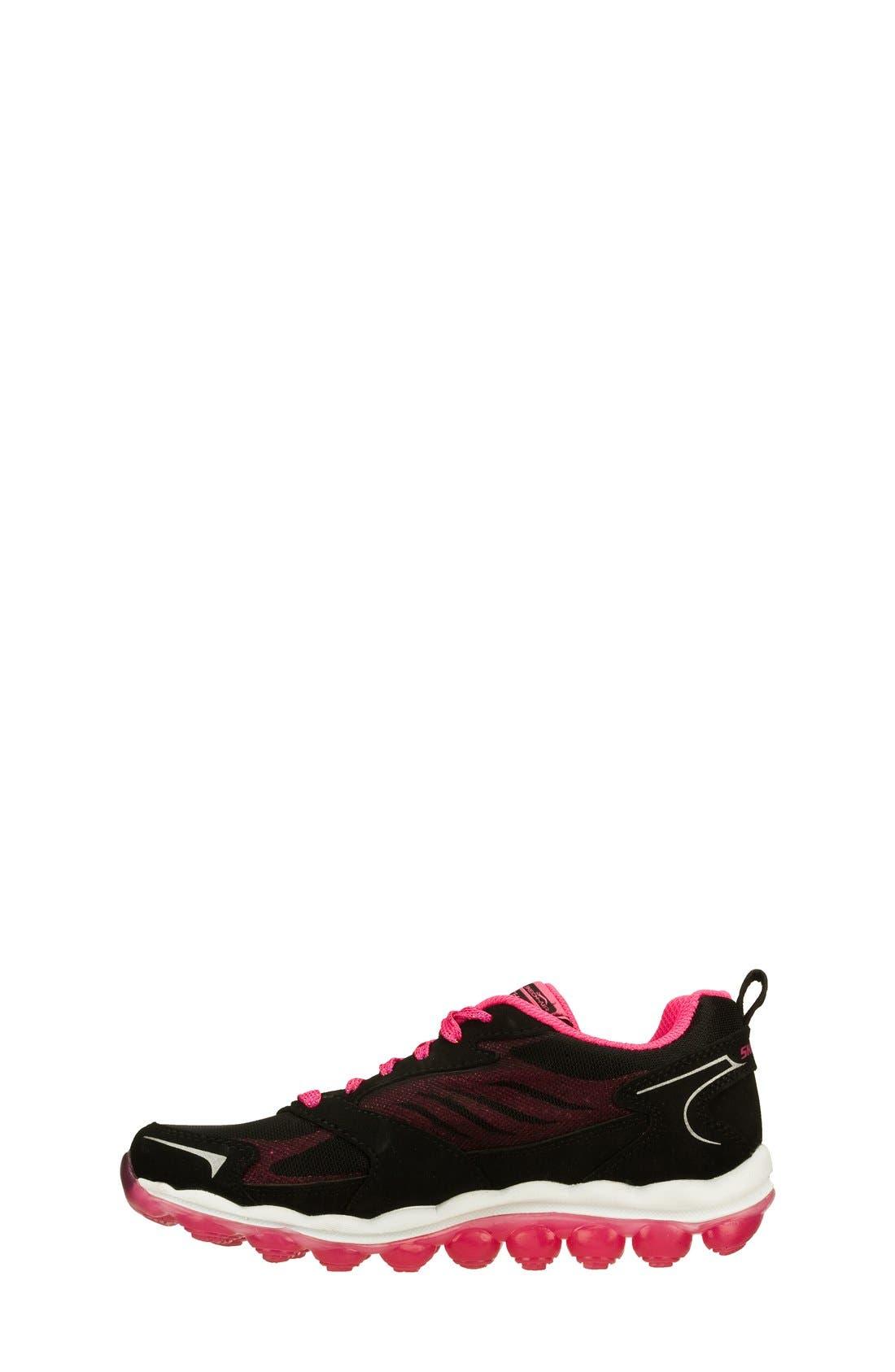 Alternate Image 4  - SKECHERS 'Skech Air - Bizzy Bounce' Sneaker (Toddler, Little Kid & Big Kid)