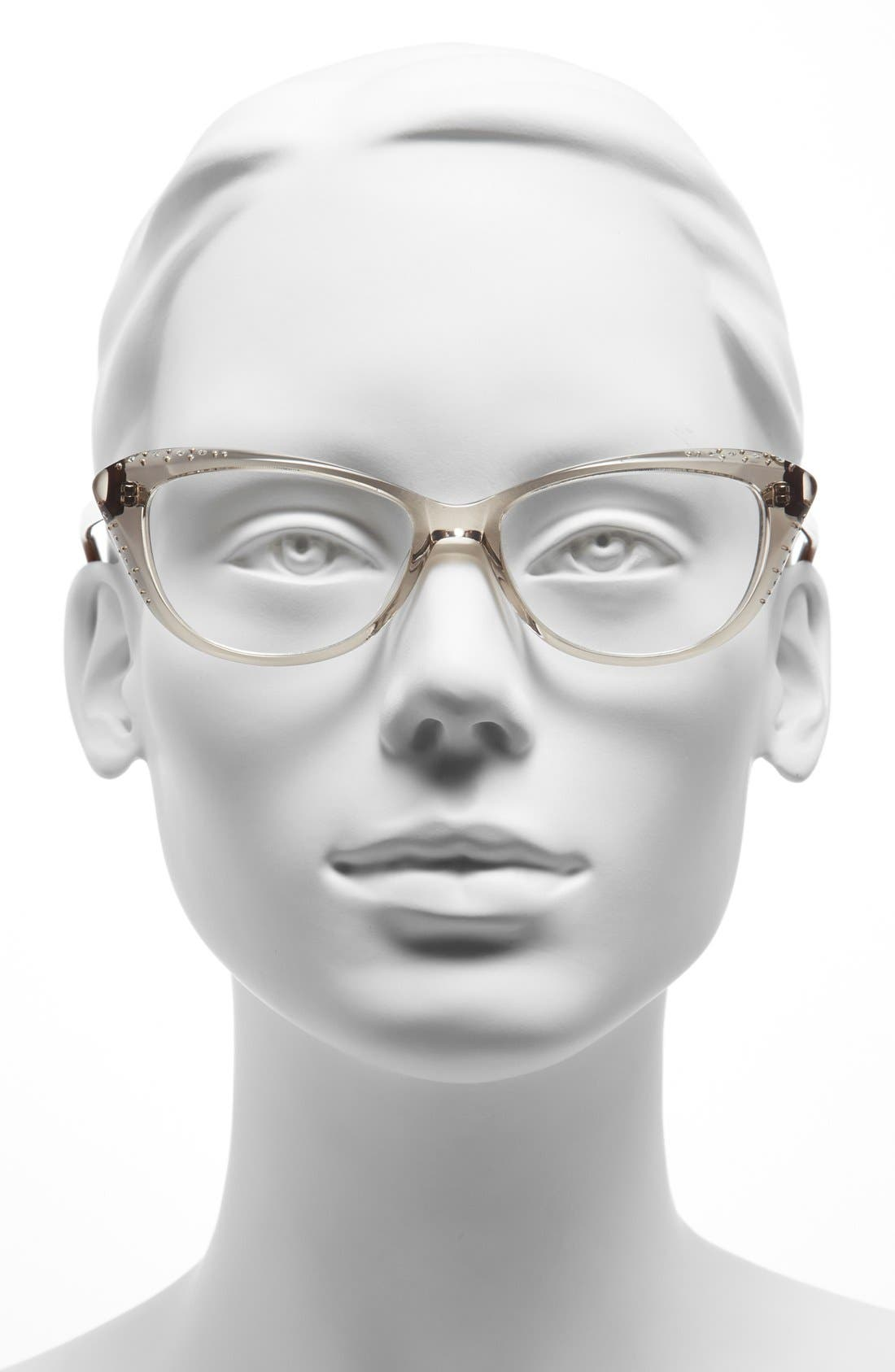 Alternate Image 2  - Corinne McCormack 'Belle' 51mm Reading Glasses