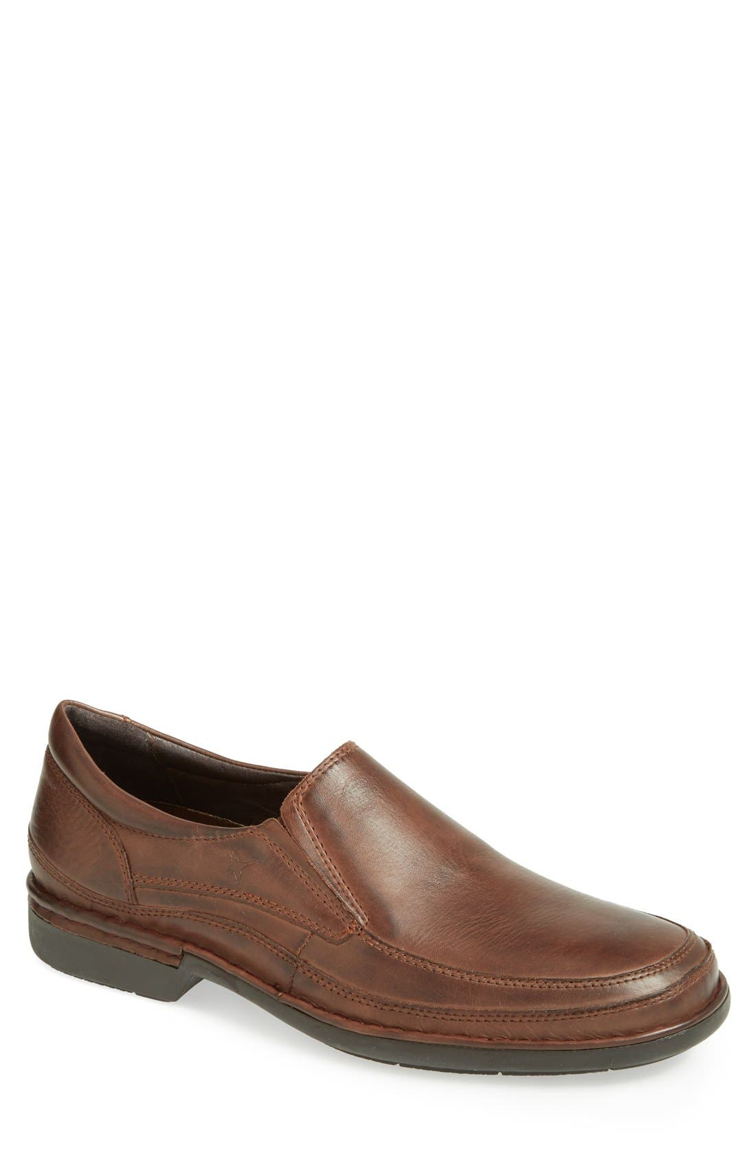 'Oviedo' Slip-On,                             Main thumbnail 1, color,                             Olmo