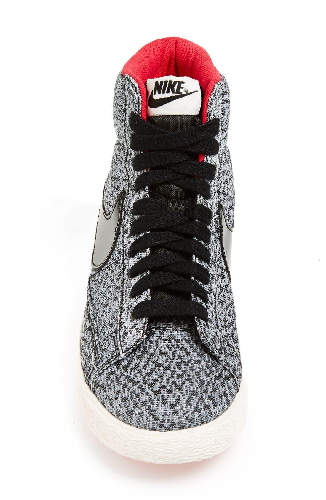 Alternate Image 3  - Nike 'Blazer Mid' Sneaker (Women)
