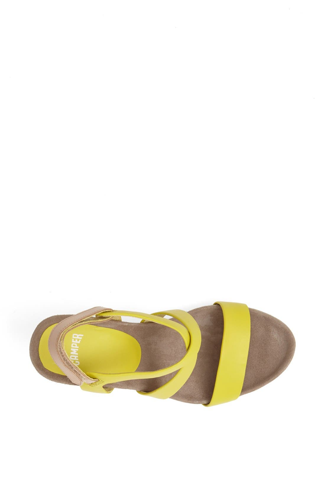 Alternate Image 3  - Camper 'Allegra' Block Heel Sandal