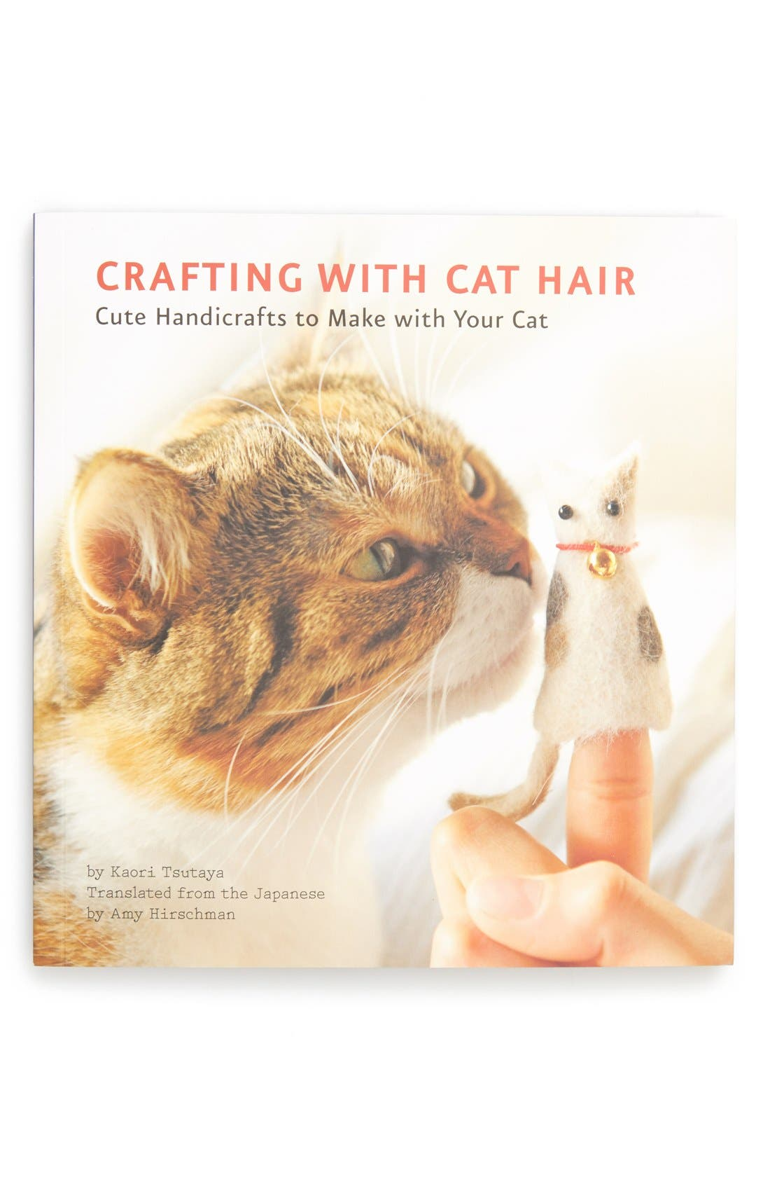Alternate Image 1 Selected - 'Crafting with Cat Hair' Book