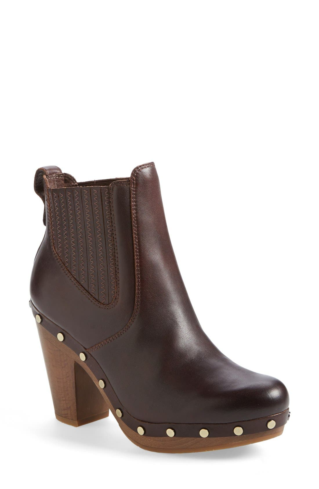 Alternate Image 1 Selected - UGG® Australia 'Carberry' Chelsea Boot (Women)