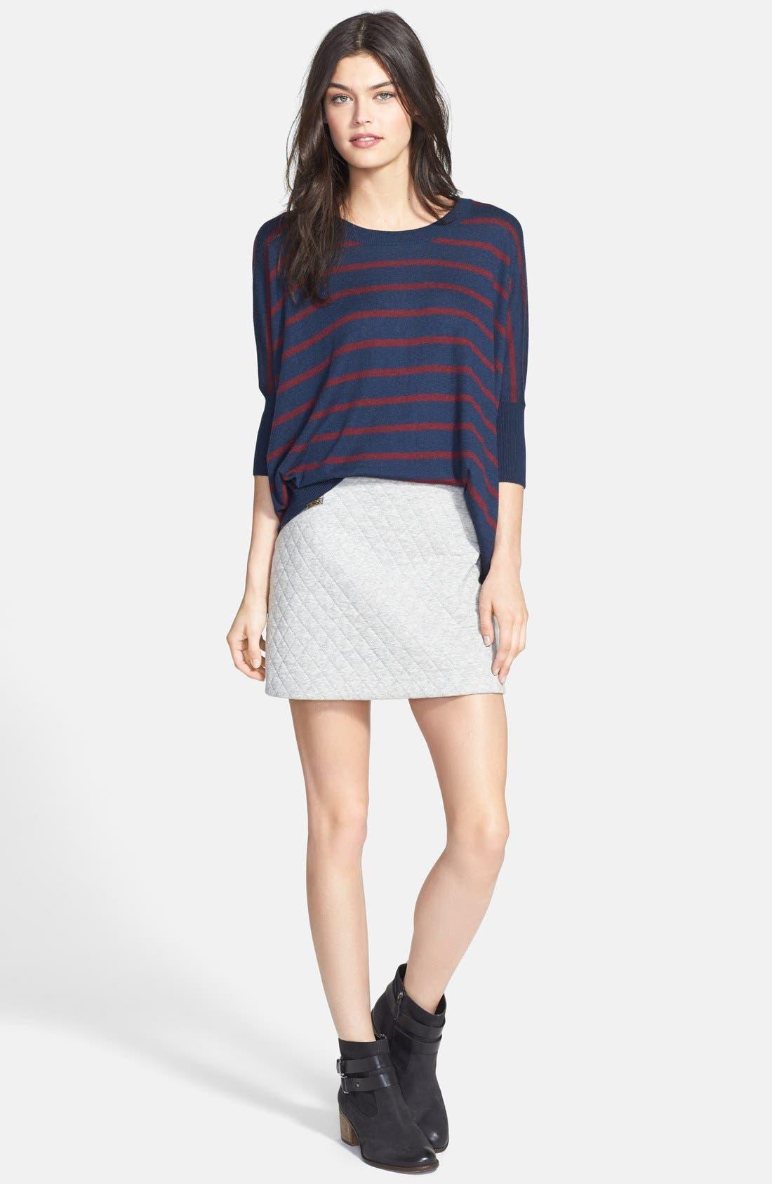 Alternate Image 6  - Splendid 'Upton' Space Dye Stripe Sweater (Nordstrom Exclusive)