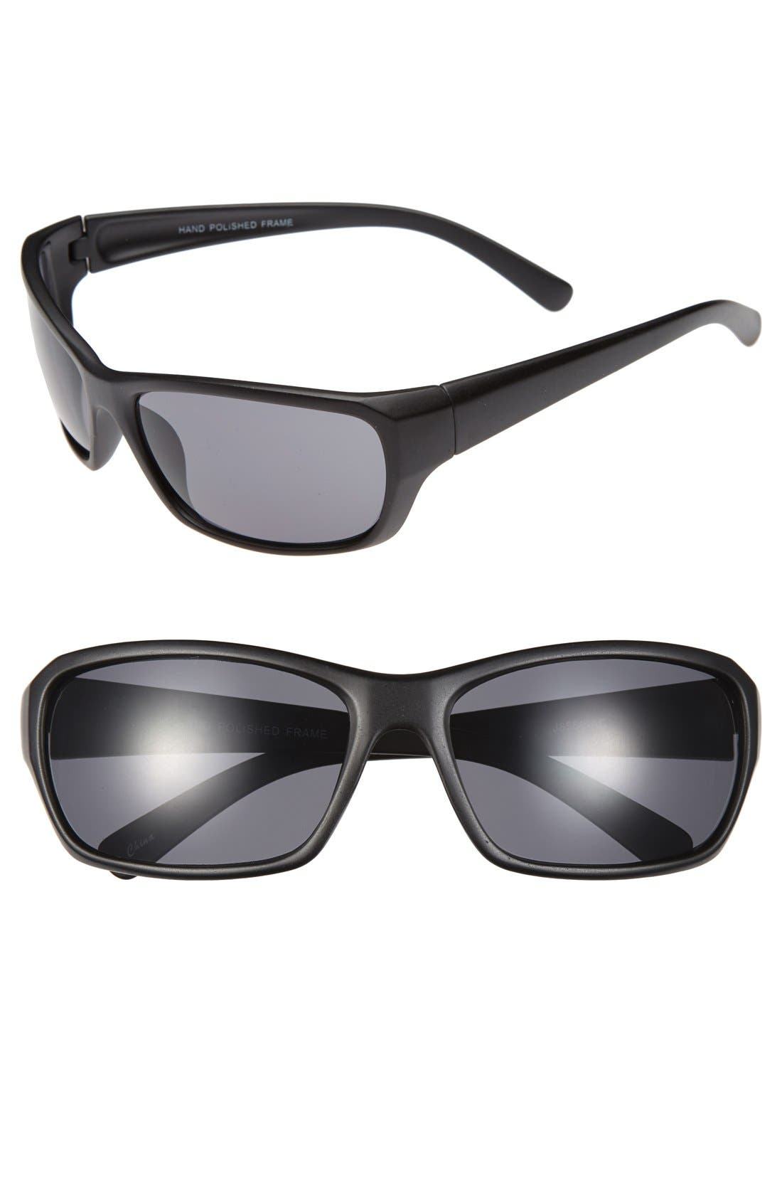 Alternate Image 1 Selected - KW 'Max' 62mm Sunglasses