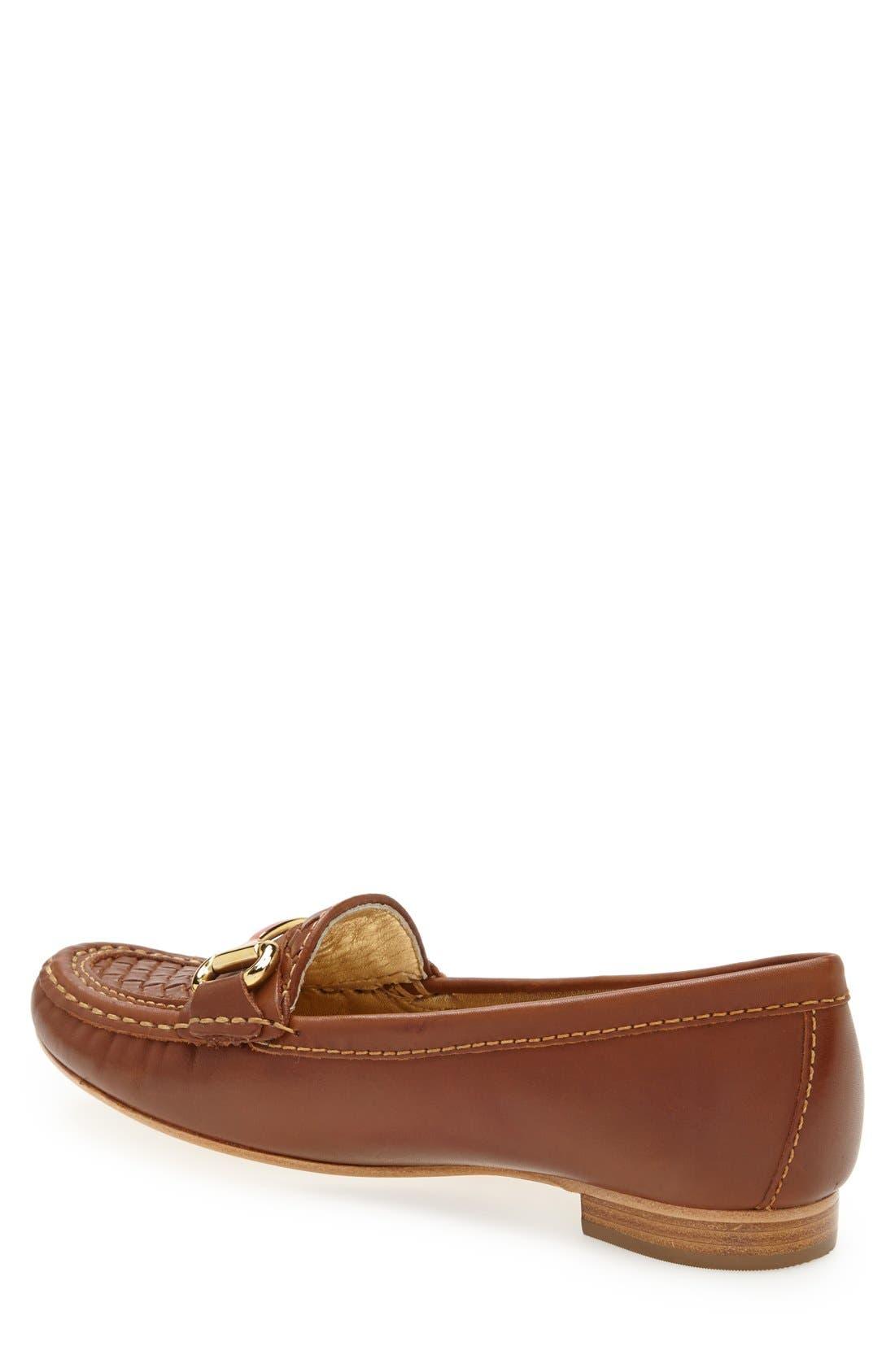 Alternate Image 2  - Marc Joseph New York 'Grand St.' Calfskin Leather Loafer