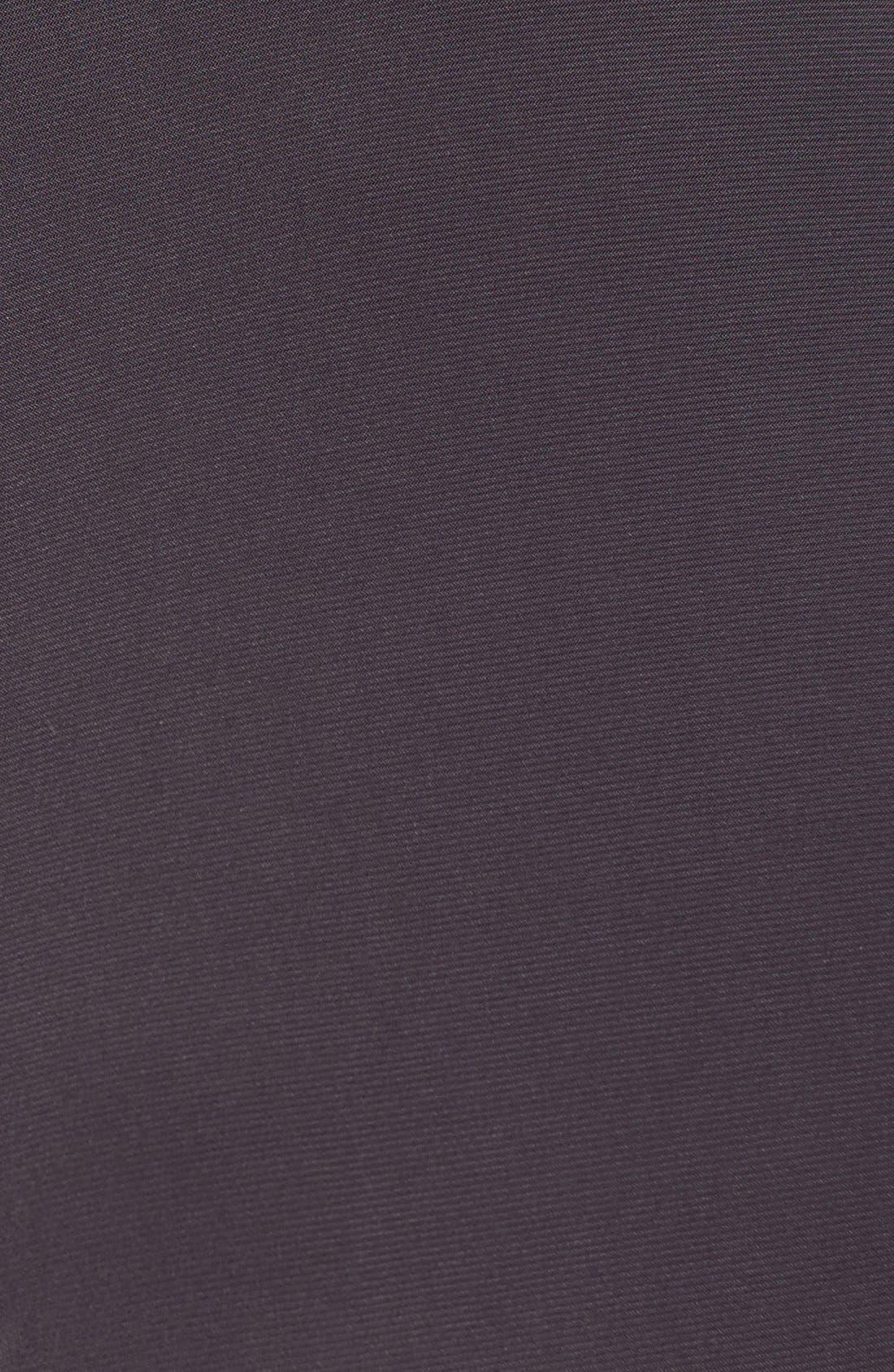Alternate Image 4  - Betsy & Adam Embellished Cold Shoulder Jersey Dress