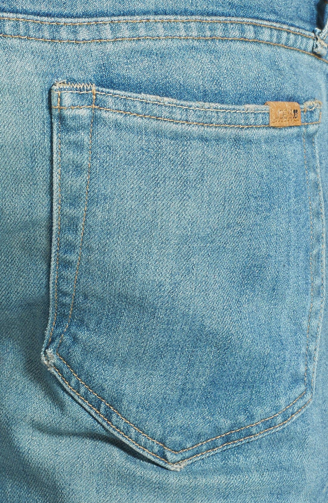 Alternate Image 4  - Joe's 'Rocker' Bootcut Jeans (Tumas)