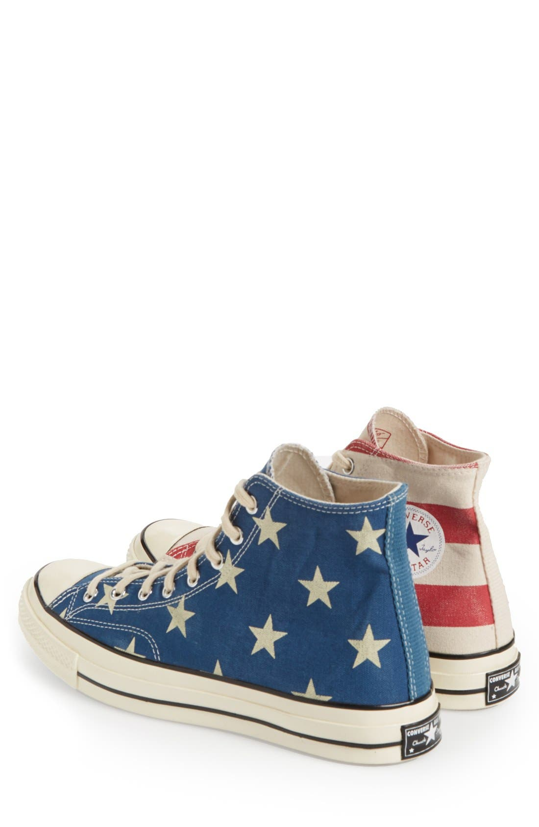 Alternate Image 2  - Converse Chuck Taylor® All Star® '70 American Flag' Sneaker (Men)