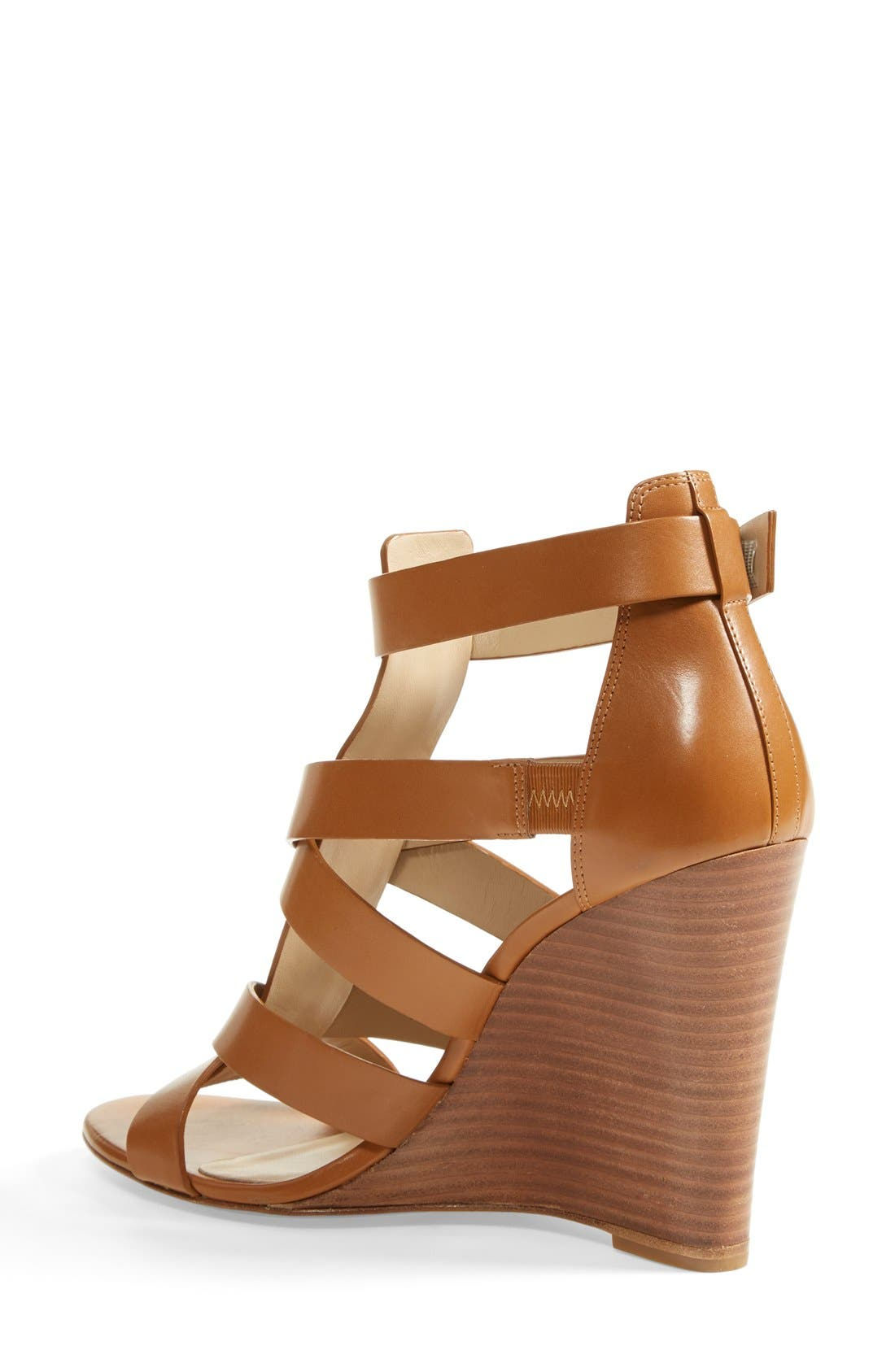 Alternate Image 2  - Michael Kors 'Reagan' Wedge Sandal (Women)