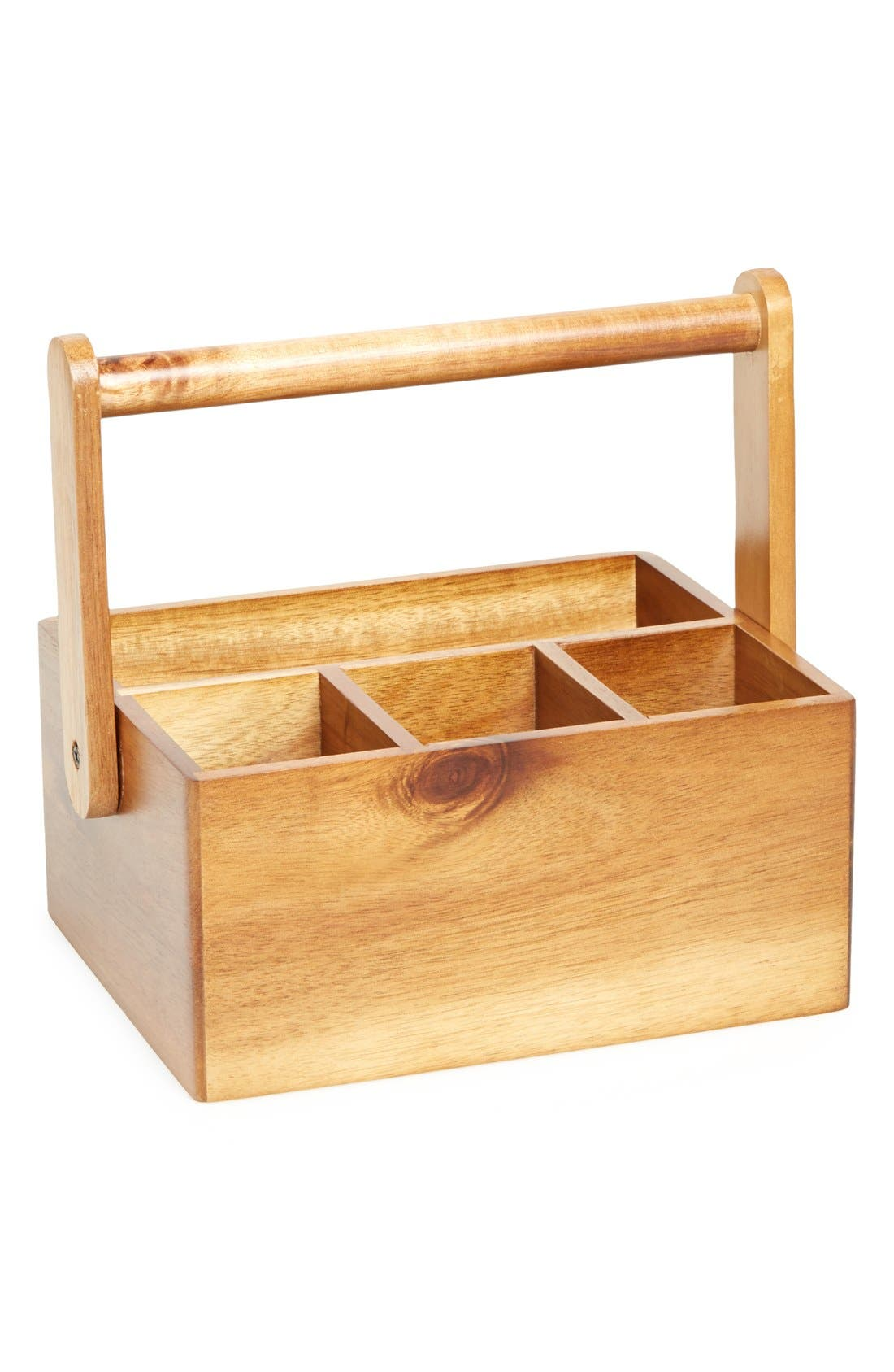 Alternate Image 1 Selected - Core Home Cutlery Caddy