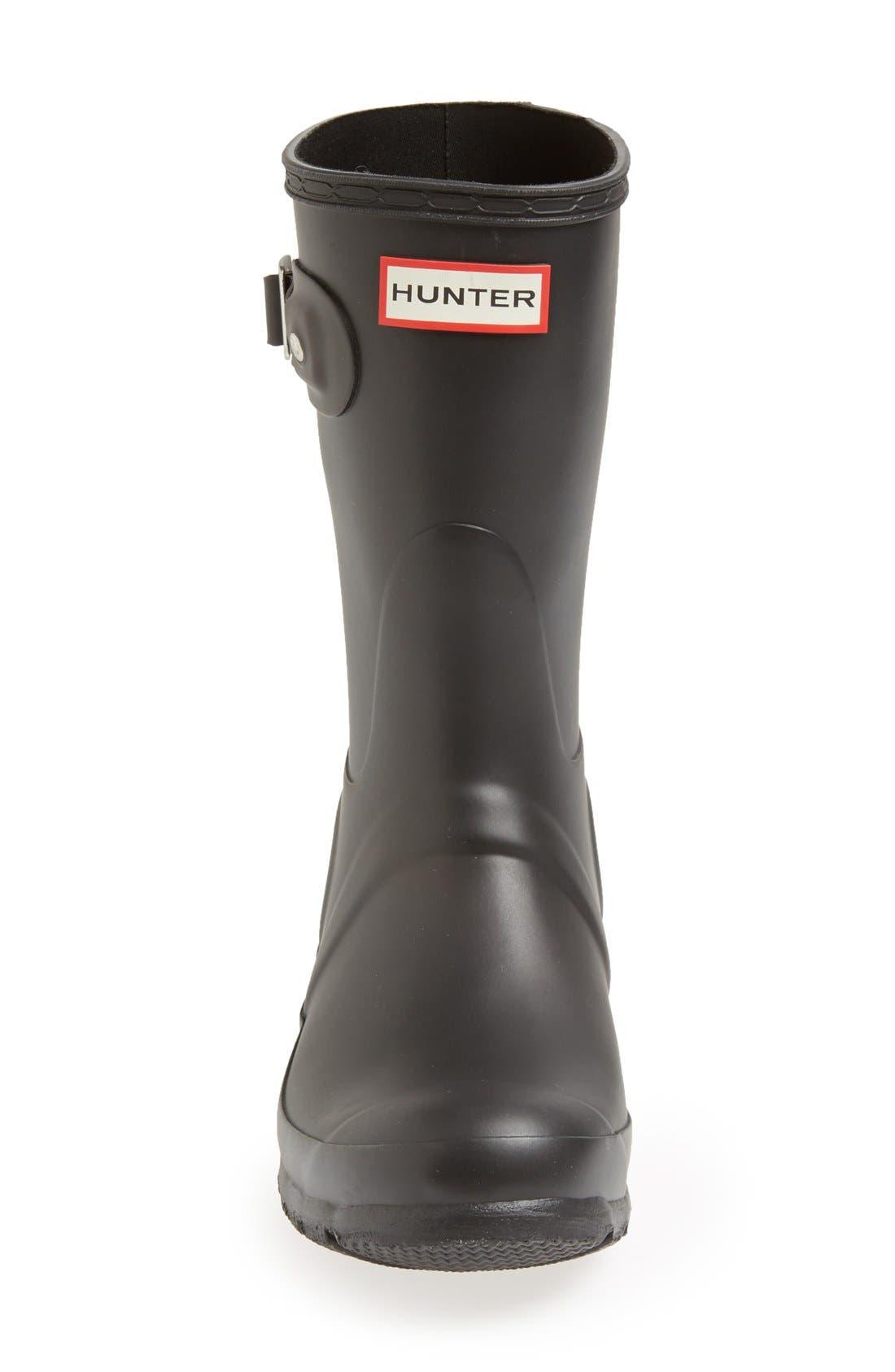Alternate Image 3  - Hunter 'Original Short' Rain Boot (Women)