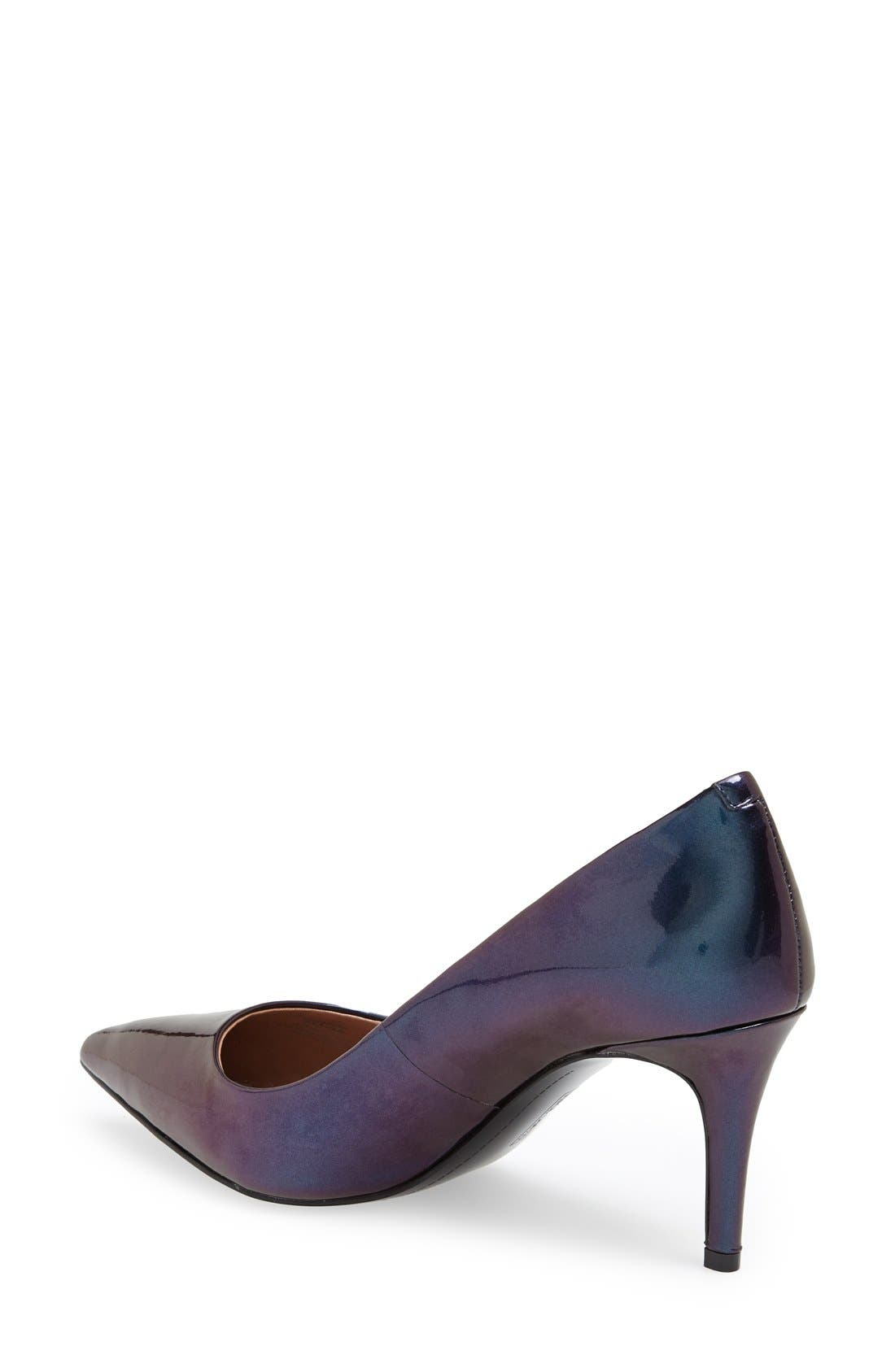 Alternate Image 2  - Vince Camuto 'Cassina' Pointy Toe Pump (Women)