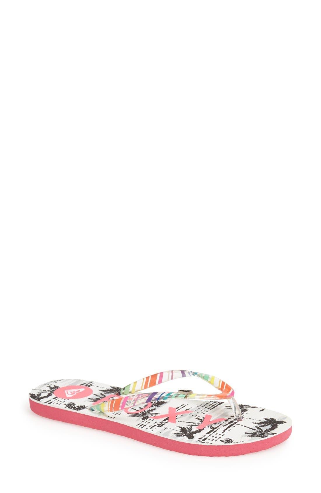 Alternate Image 1 Selected - Roxy 'Mimosa V' Sandal (Women)