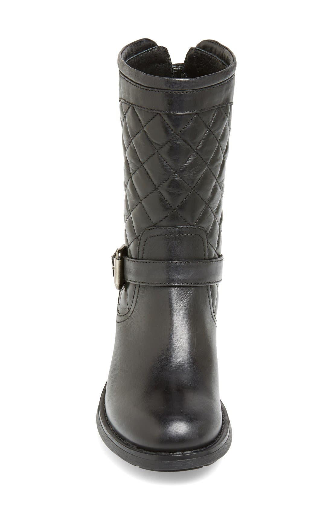 by Marvin K. 'Sweetie' Short Boot,                             Alternate thumbnail 3, color,                             Black Antique Calf