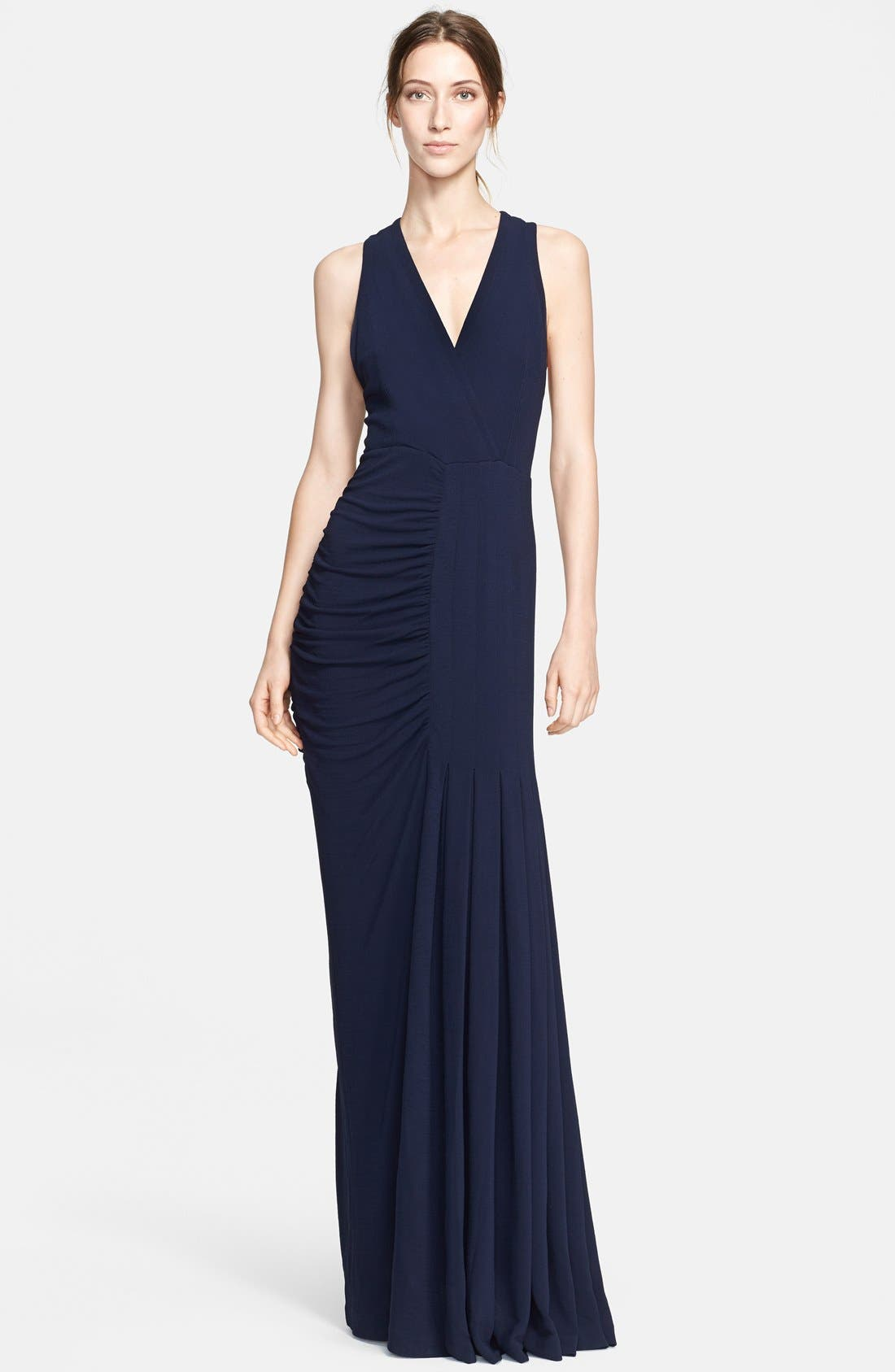 Alternate Image 1 Selected - Yigal Azrouël Sleeveless Gown