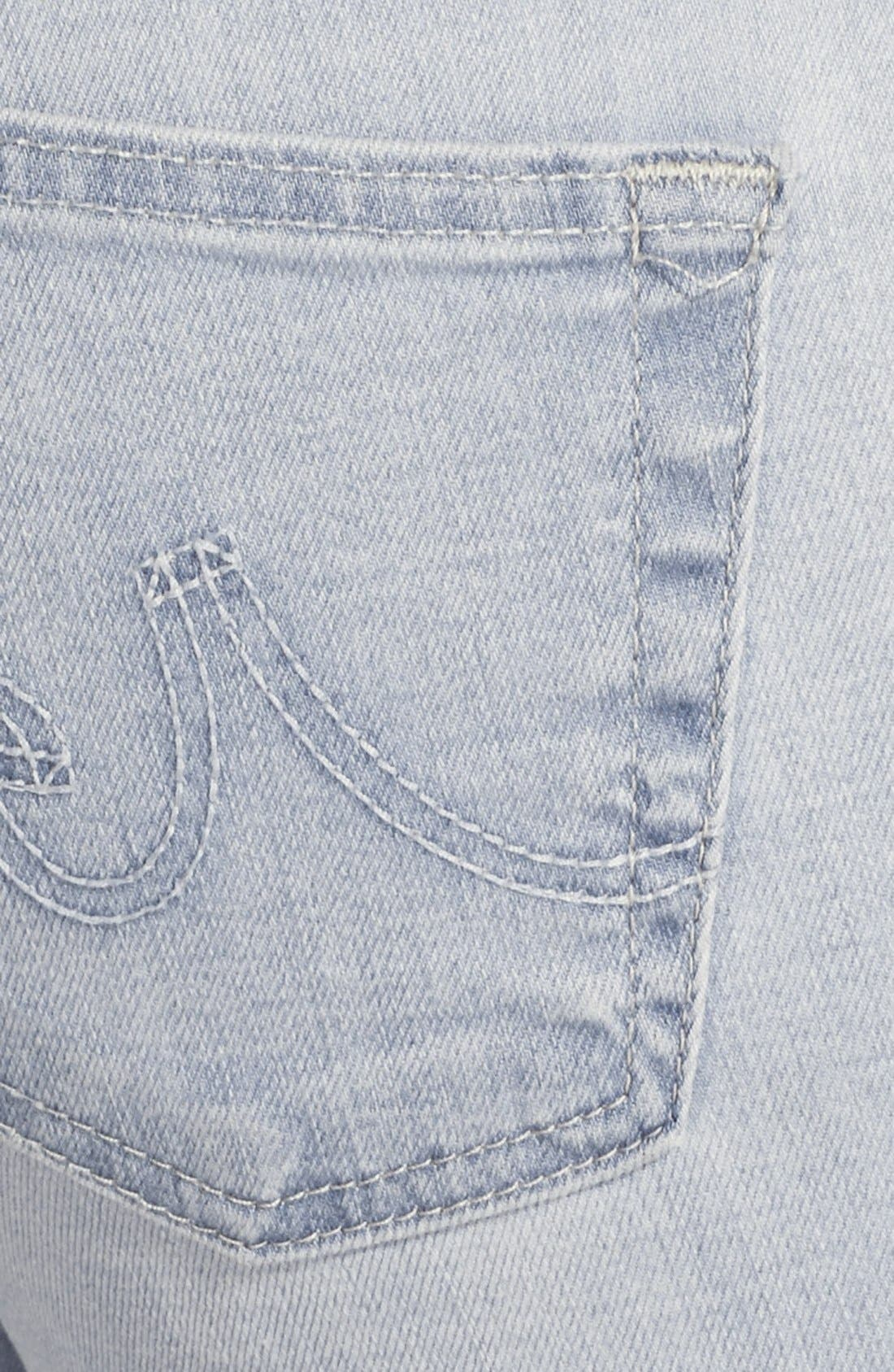 Alternate Image 3  - AG Jeans 'The Stilt' Crop Skinny Stretch Jeans (22 Year Wanderer)