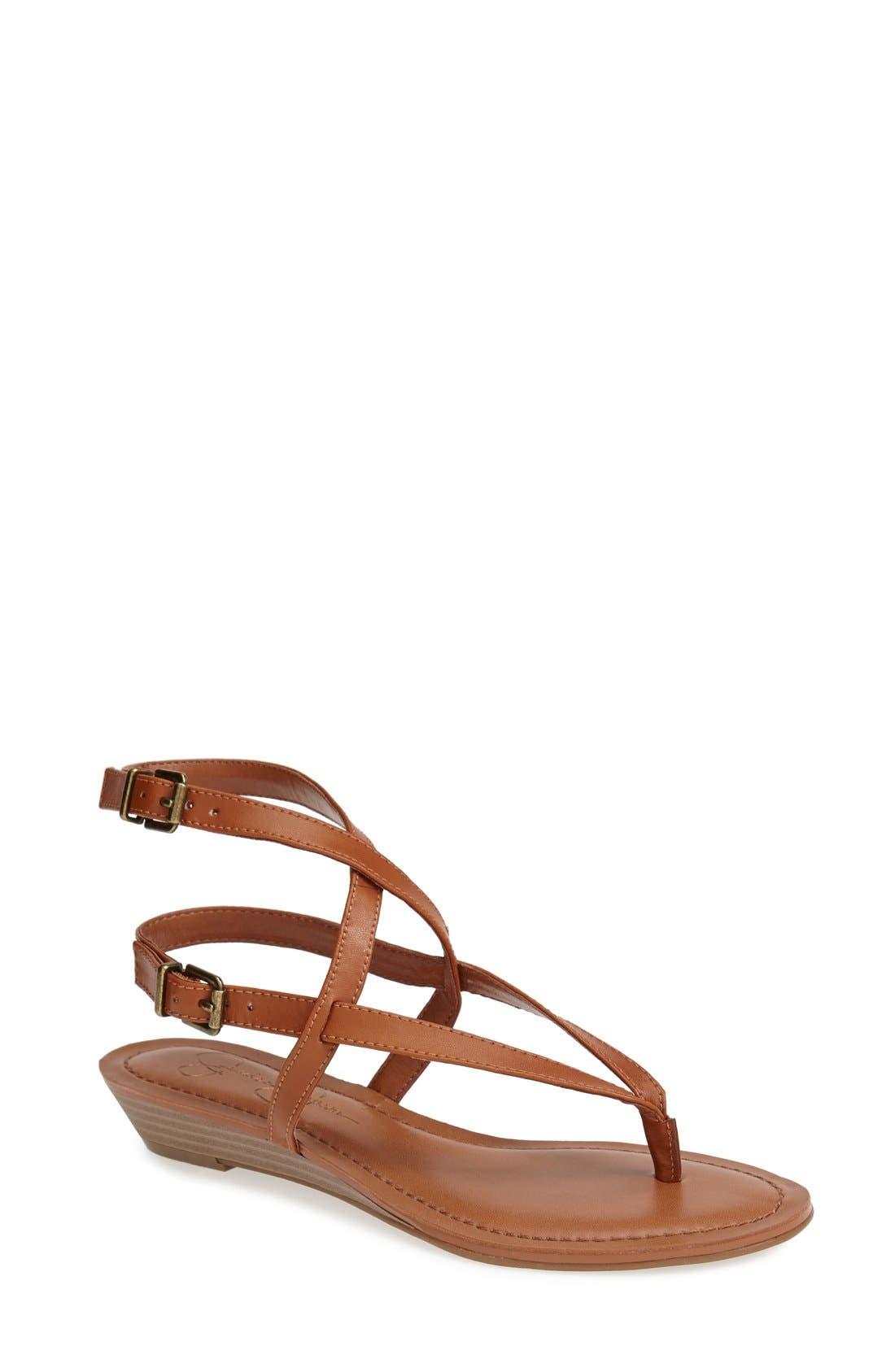 Alternate Image 1 Selected - Jessica Simpson 'Liliane' Sandal