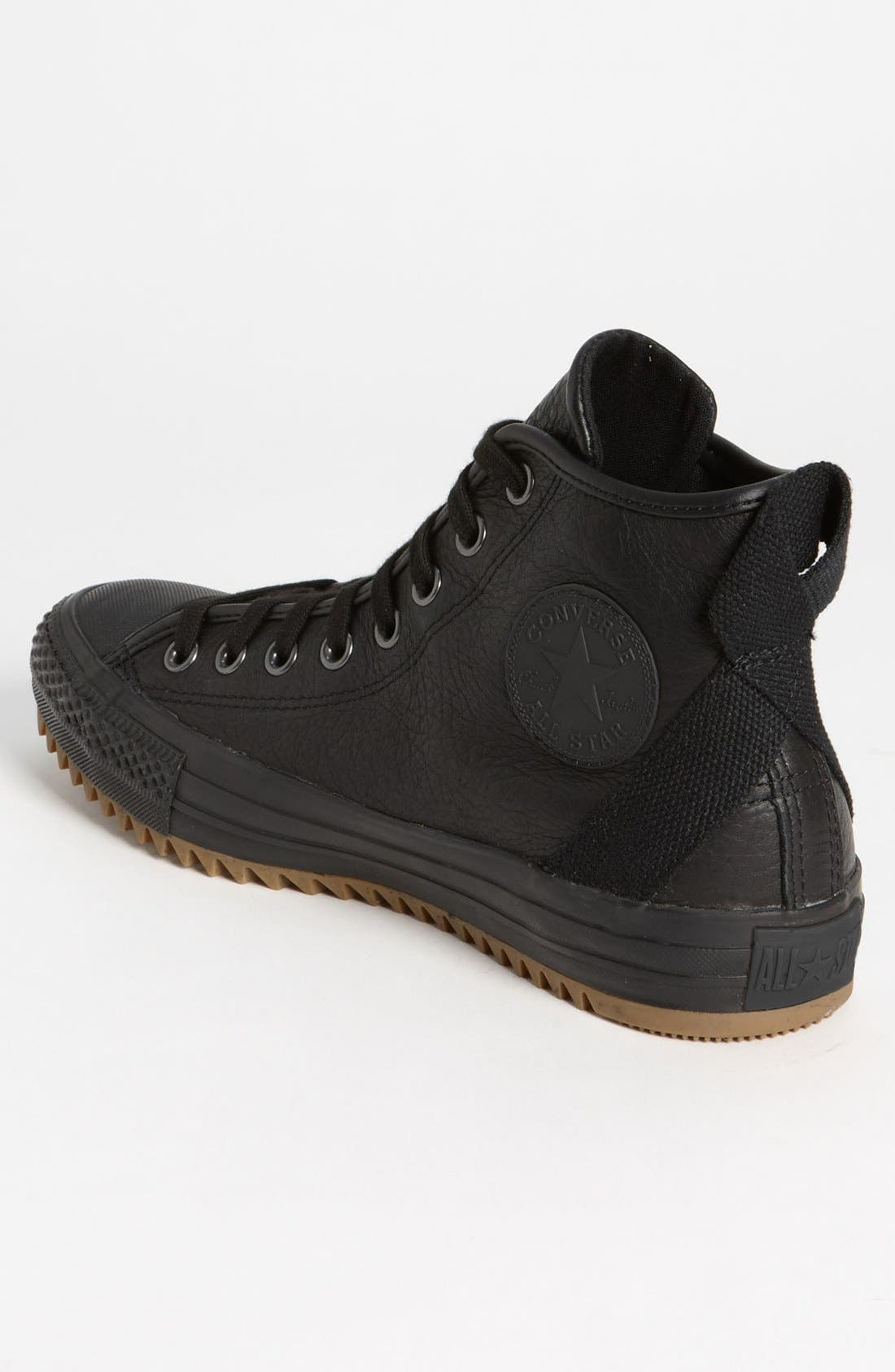 Alternate Image 2  - Converse Chuck Taylor® 'Hollis' High Top Sneaker (Men)