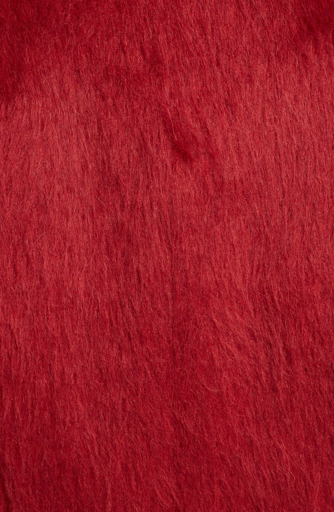 Alternate Image 3  - Oscar de la Renta Belted Alpaca Blend Coat