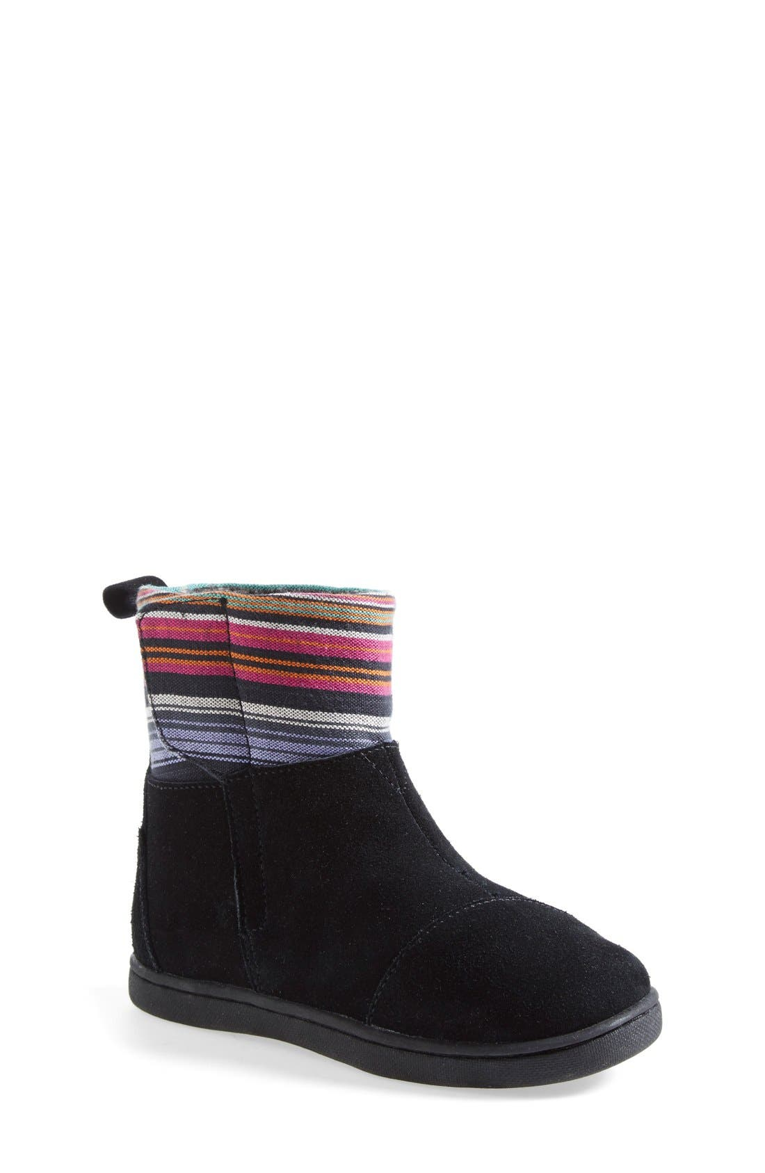 Alternate Image 1 Selected - TOMS 'Nepal - Tiny' Boot (Toddler)