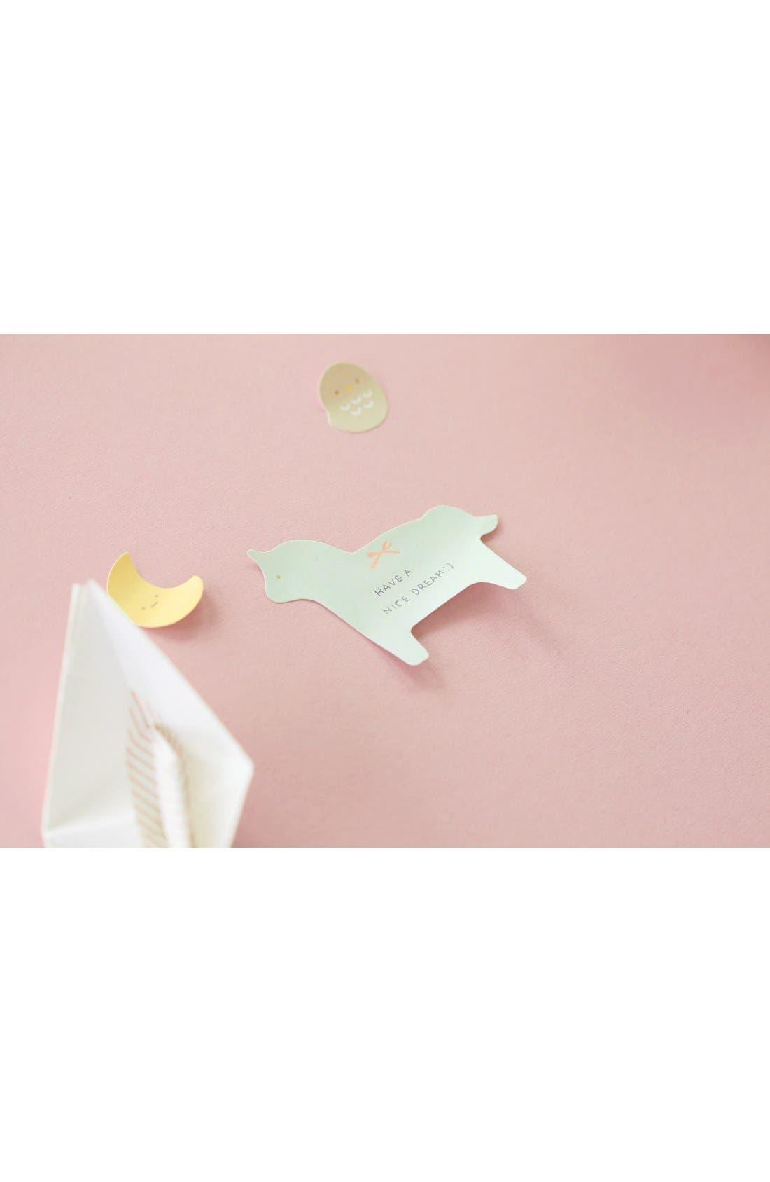 Alternate Image 2  - Poketo 'Friends' Peel & Stick Book Tabs