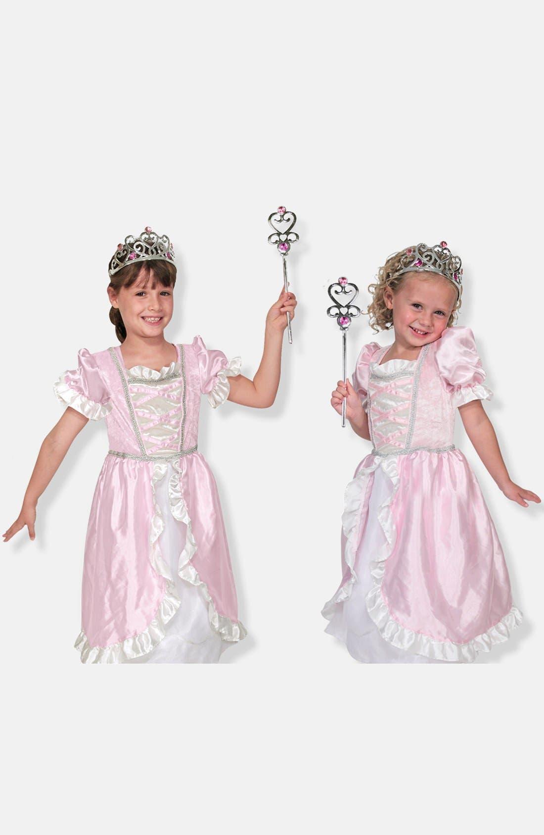 Main Image - Melissa & Doug Personalized Princess Costume (Little Girls)