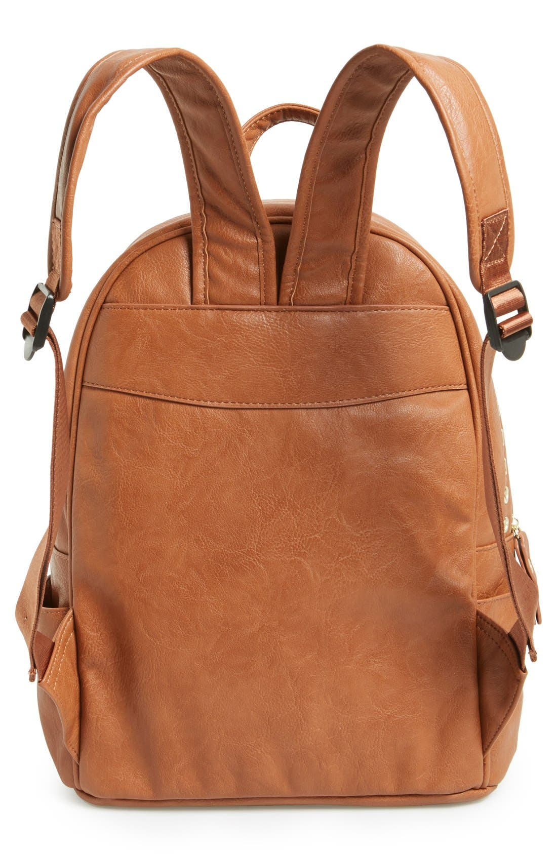 Alternate Image 4  - Steve Madden Grommet Backpack