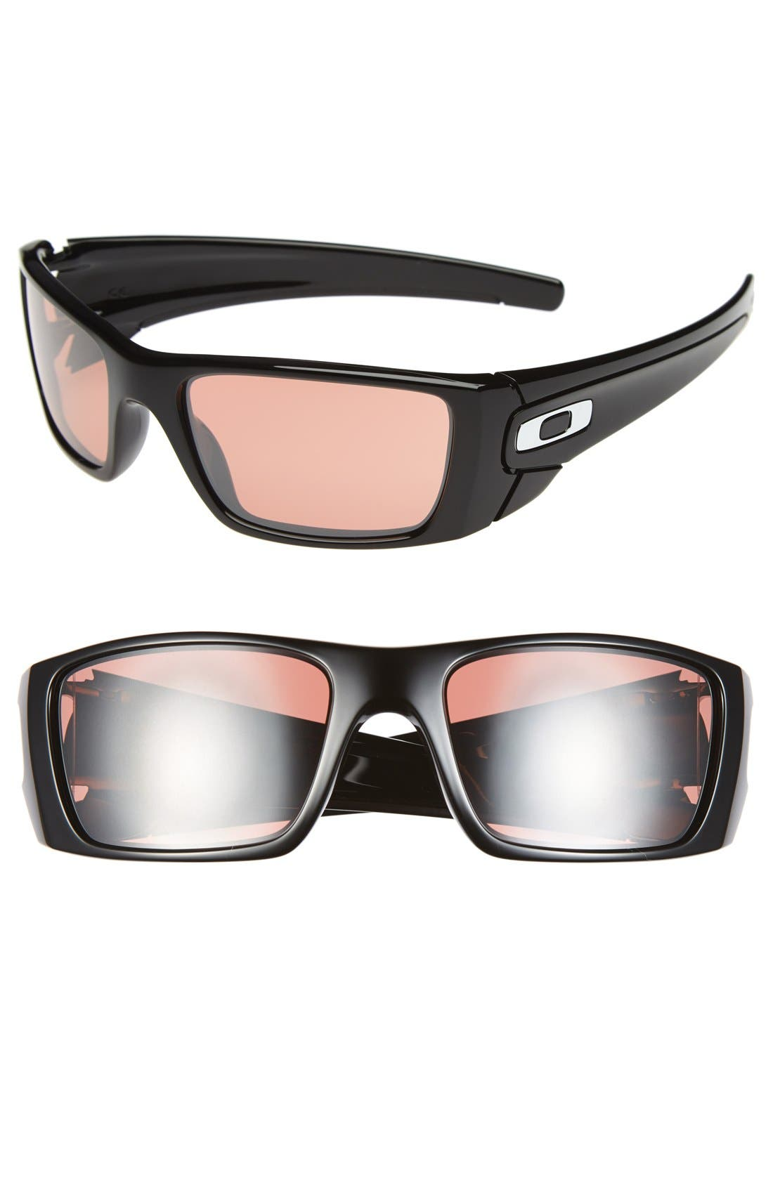 Alternate Image 1 Selected - Oakley 'Fuel Cell' 60mm Sunglasses