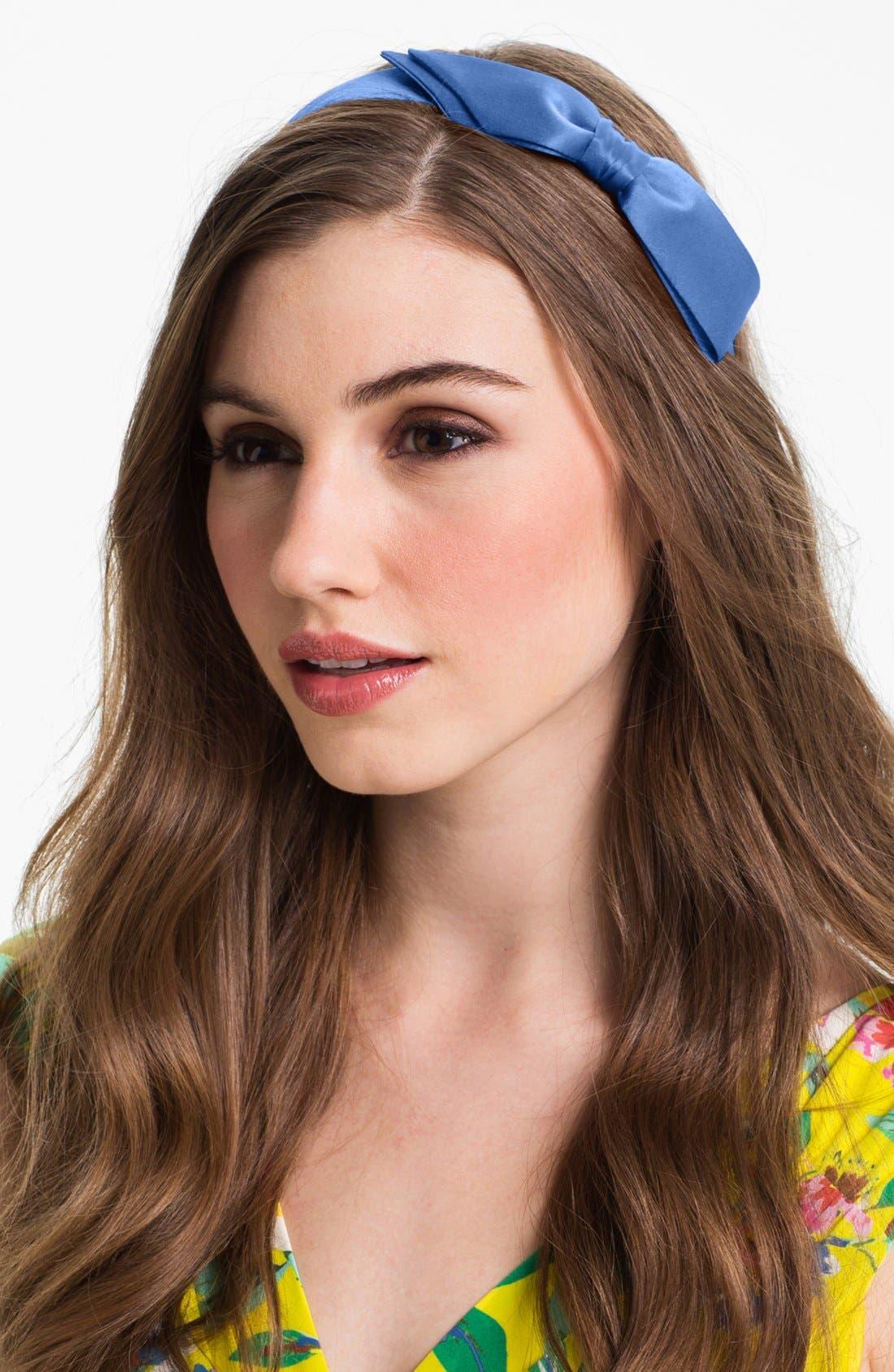 Main Image - L. Erickson 'Bermuda Bow' Headband