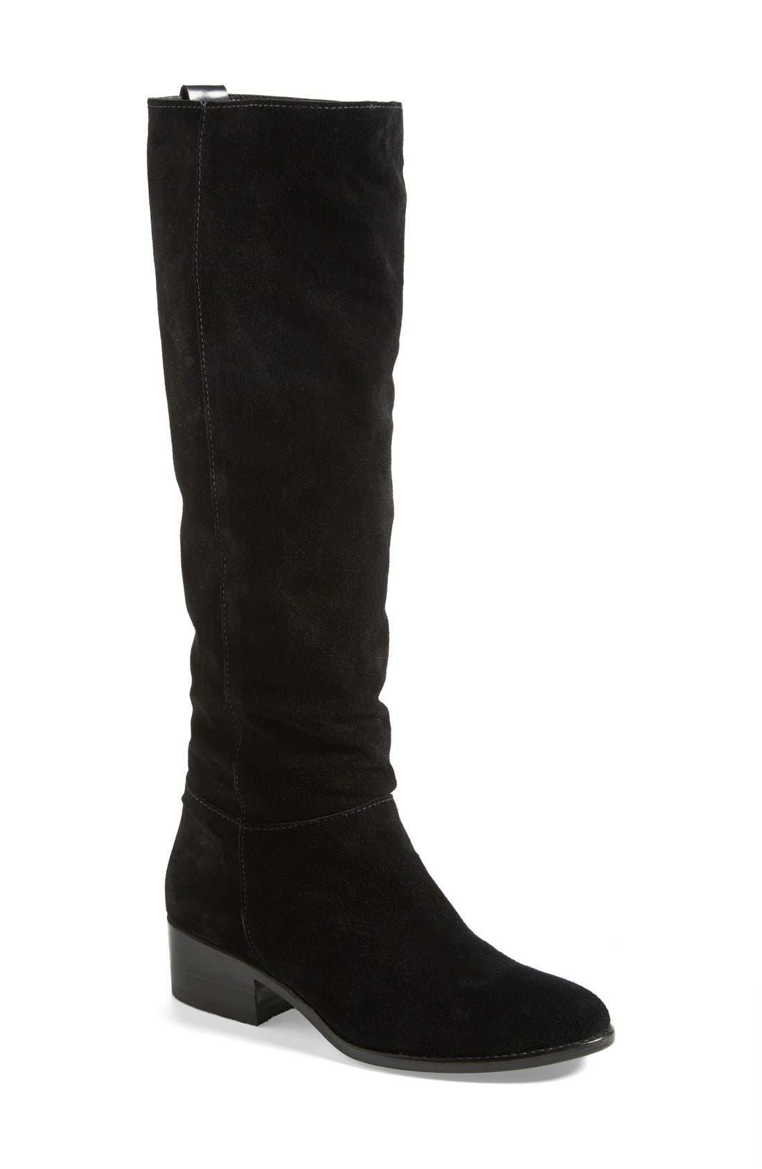 Main Image - Steve Madden 'Pondrosa' Suede Boot (Women)