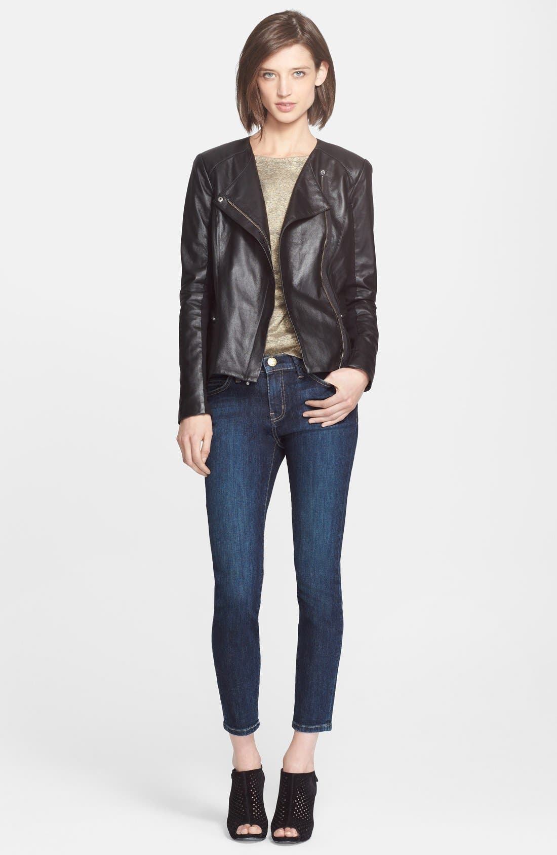 Alternate Image 8  - Current/Elliott 'The Stiletto' Skinny Jeans (Alumni)