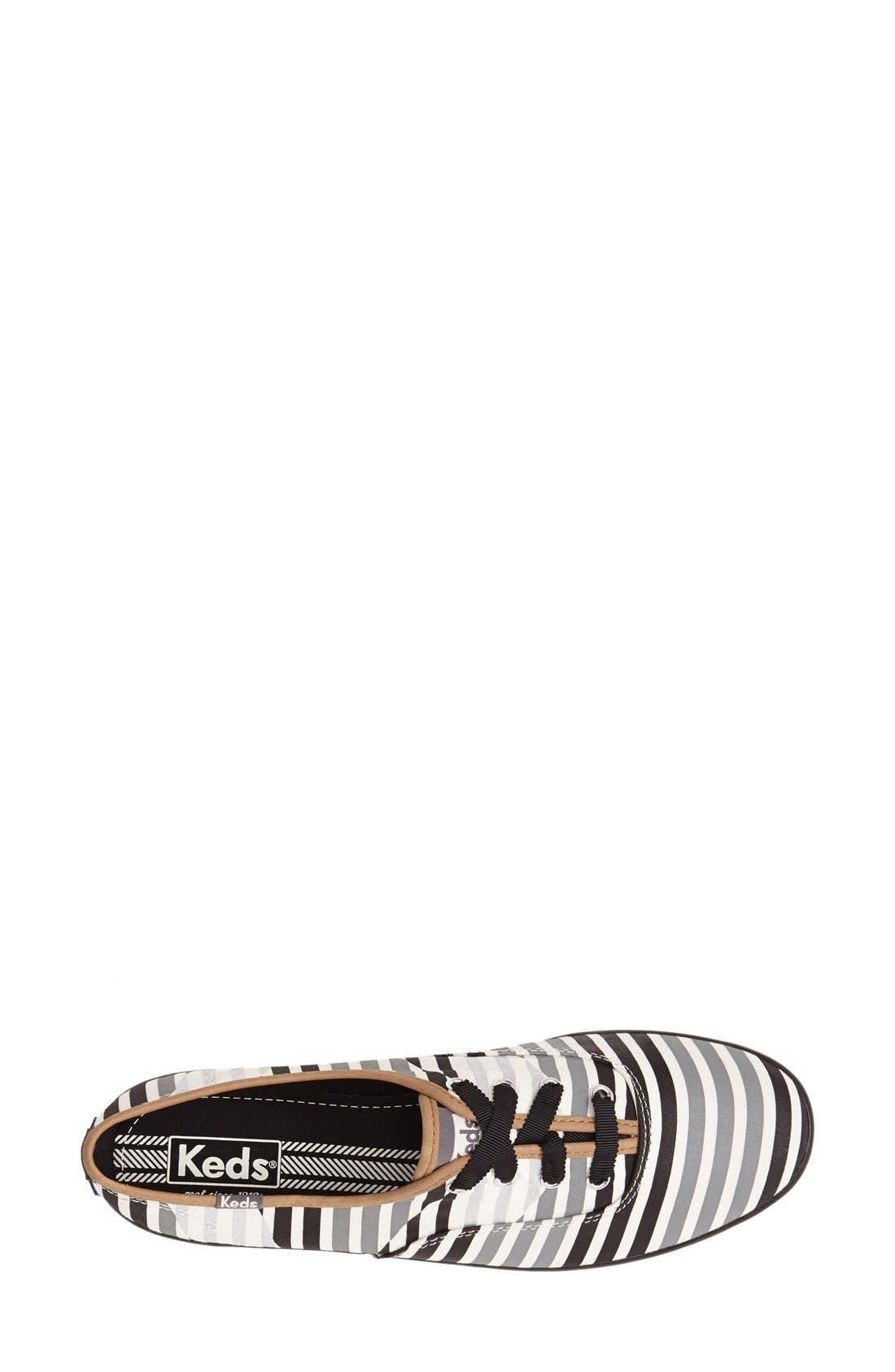 Alternate Image 3  - Keds® 'Champion Stripe' Sneaker (Women)