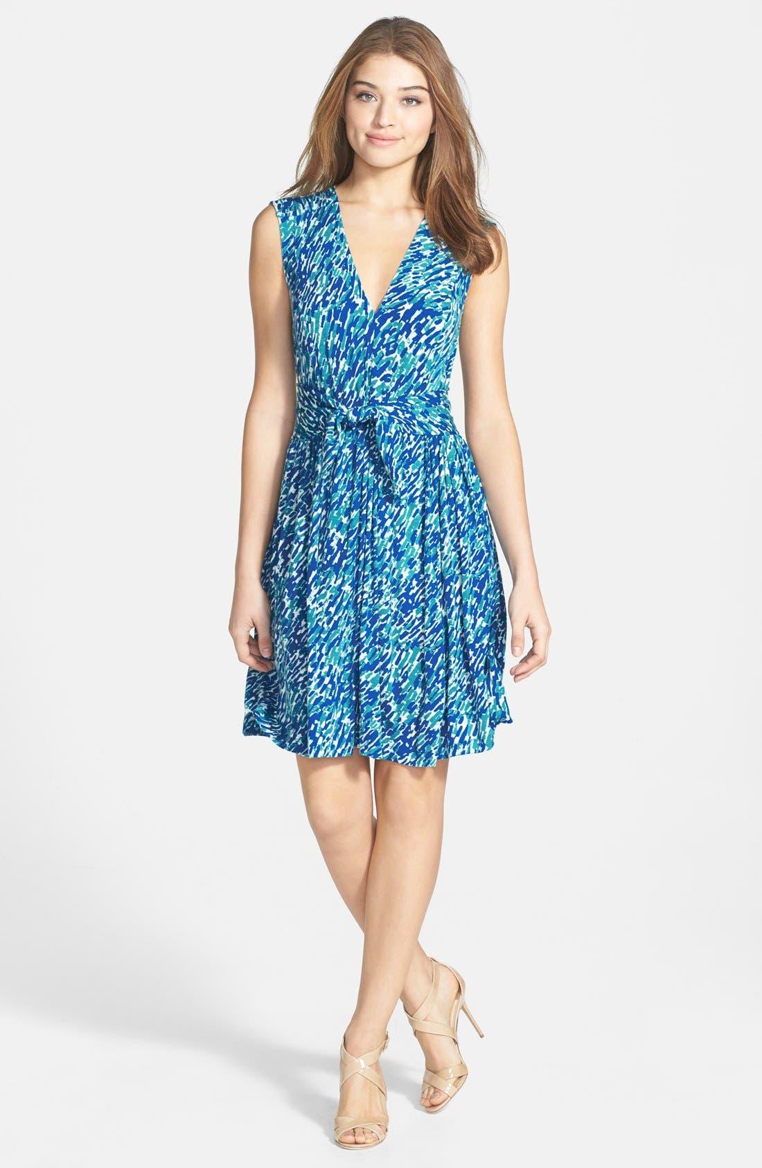 Alternate Image 3  - Plenty by Tracy Reese 'Joanne' Print Jersey Fit & Flare Dress
